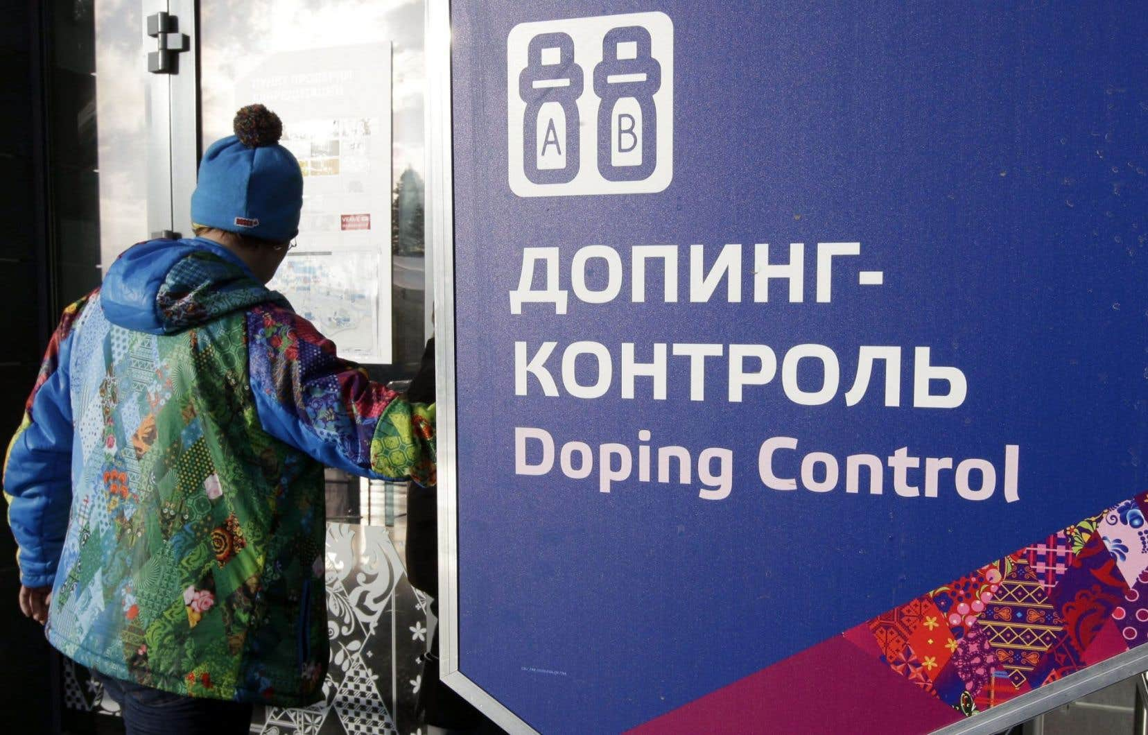 Les soupçons de dopage qui visent les Russes touchent de nombreux sports.