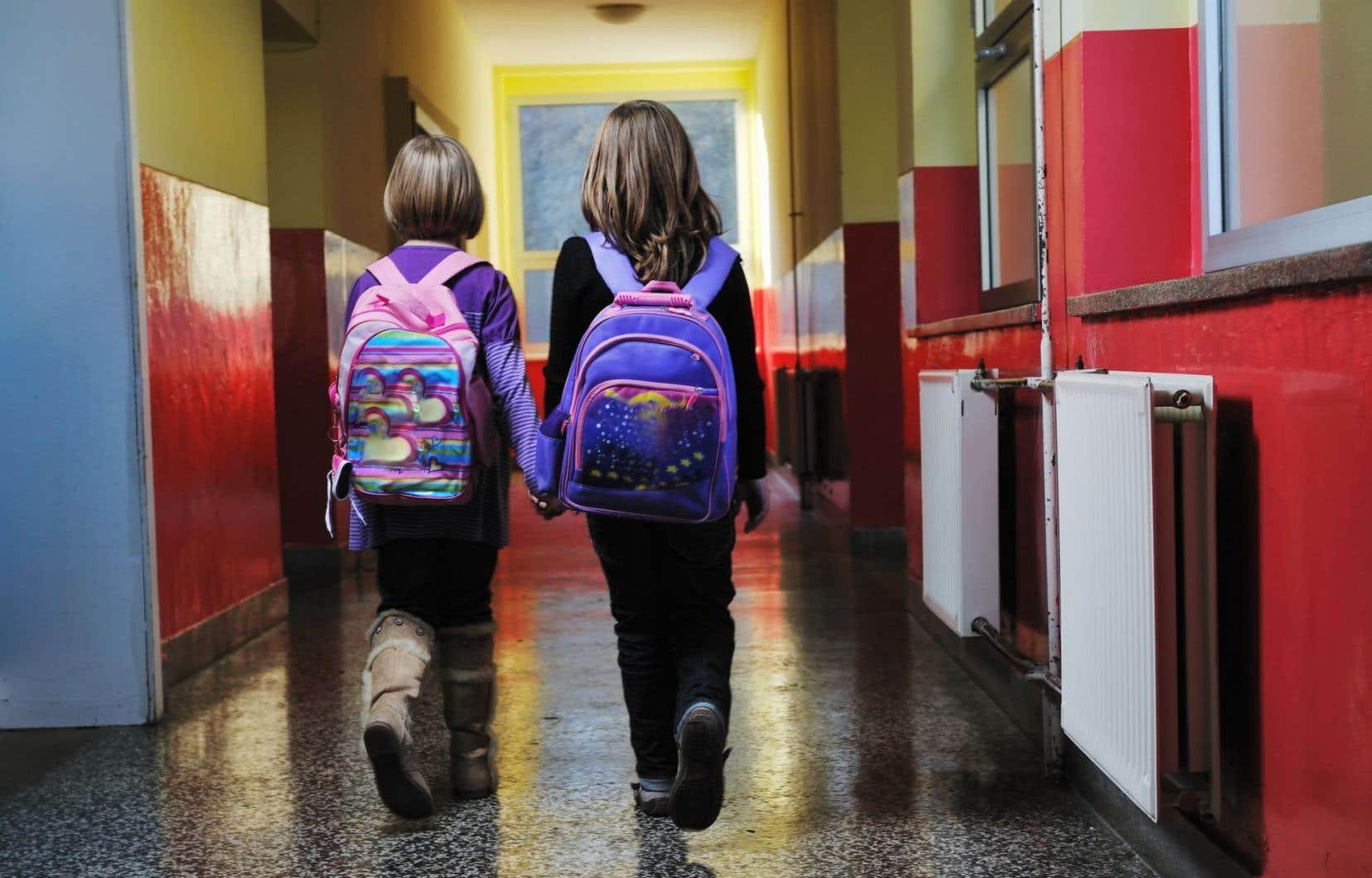À l'échelle de la région, la Commission scolaire Beauce-Etchemins a accueilli 41 jeunes immigrants l'an dernier et 32 cette année.