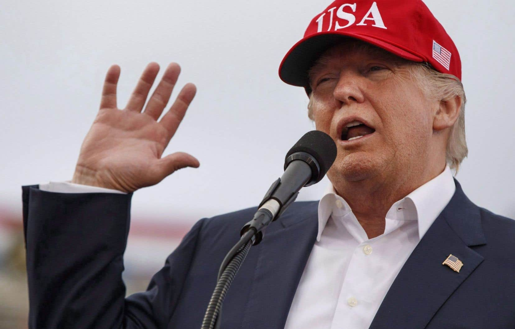Le président désigné Donald Trump a affirmé qu'il abolira des douzaines de règlements environnementaux ayant été préparés sur la foi de résultats scientifiques.