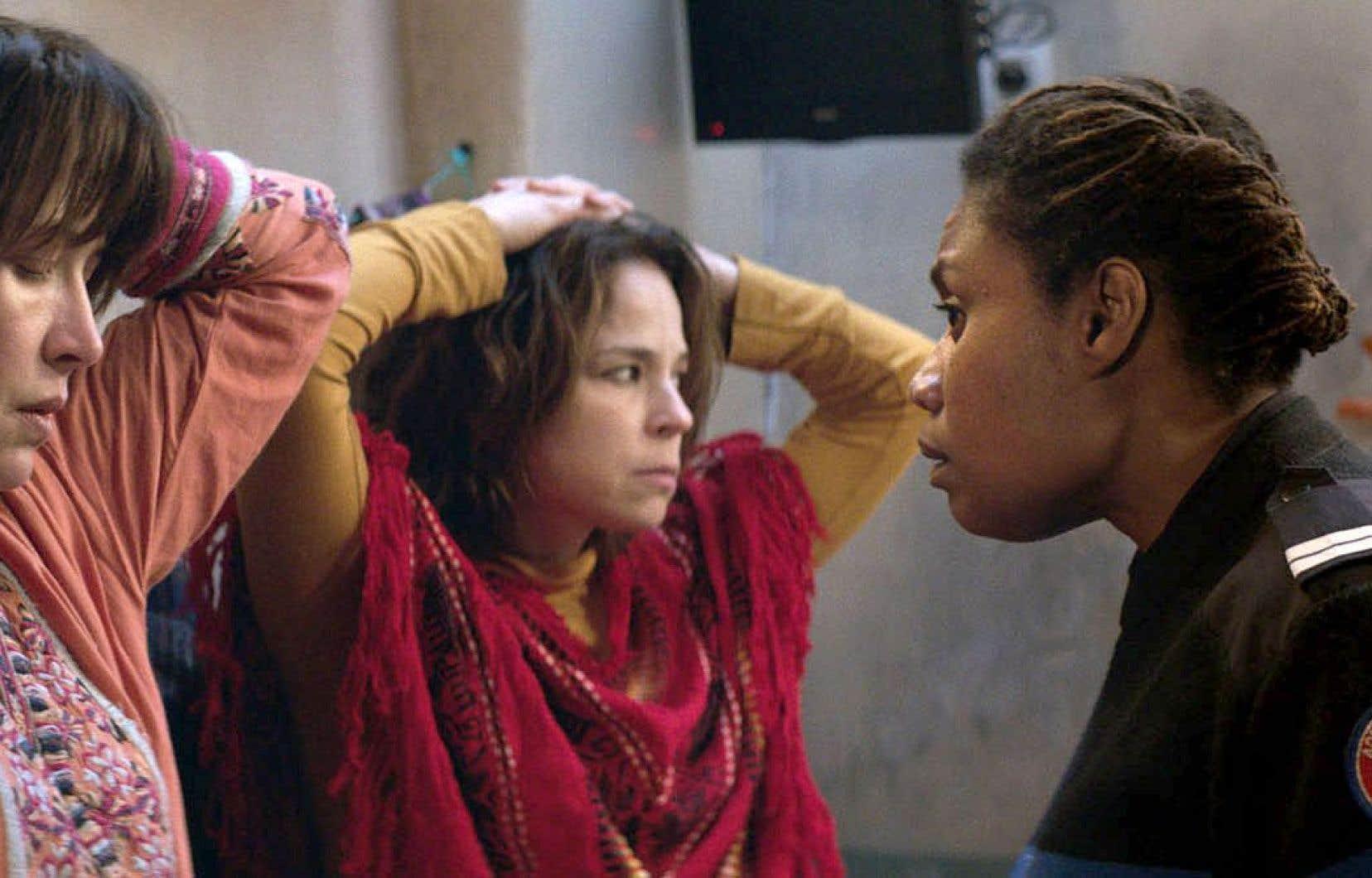 Sophie Marceau et Suzanne Clément dans «Taularde»