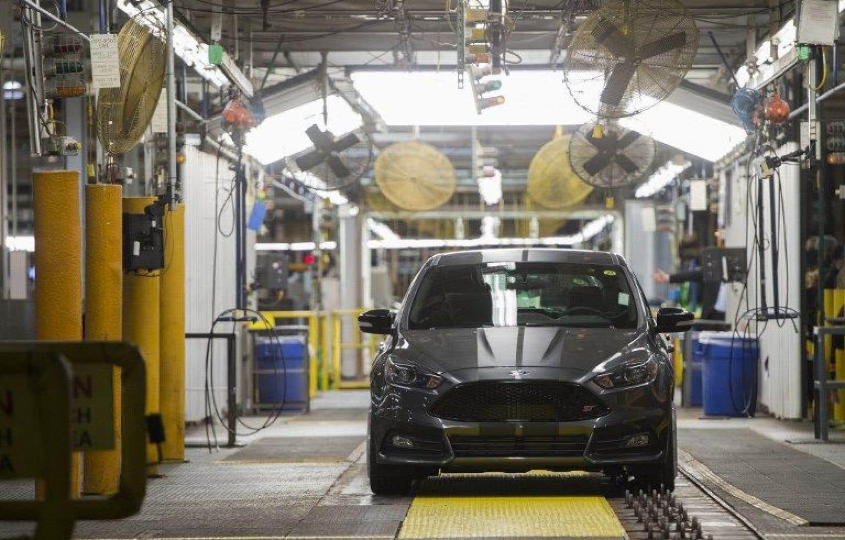 Ford est revenu sur sa décision de construire une usine à San Luis Potosi, au centre du Mexique.