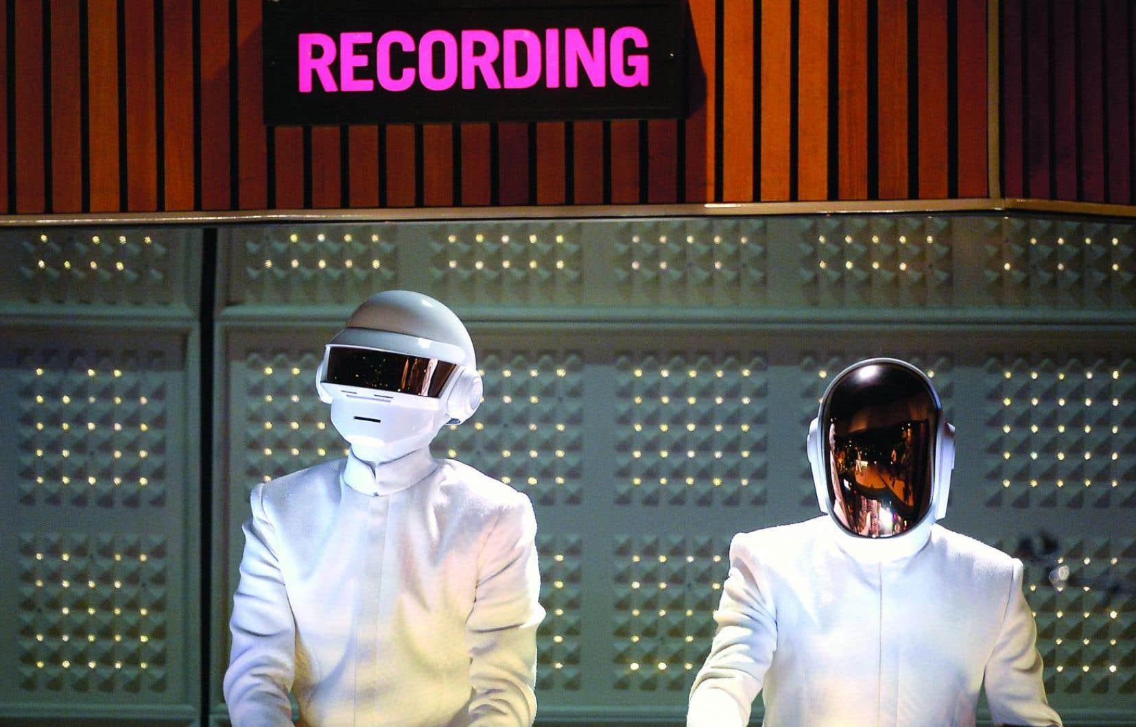 Les deux compères de Daft Punk se sont toujours cachés sous leur casque de robot, mais ils n'ont jamais tu leur identité.