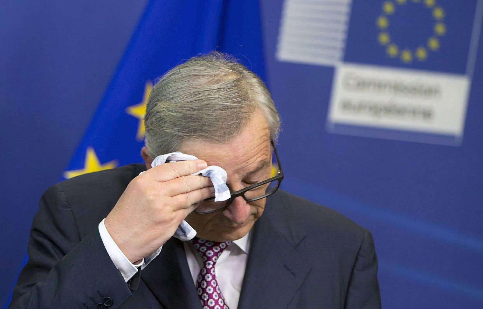 Le scandale «LuxLeaks» avait déjà terni l'entrée en fonction de Jean-Claude Juncker comme président de la Commission européenne.