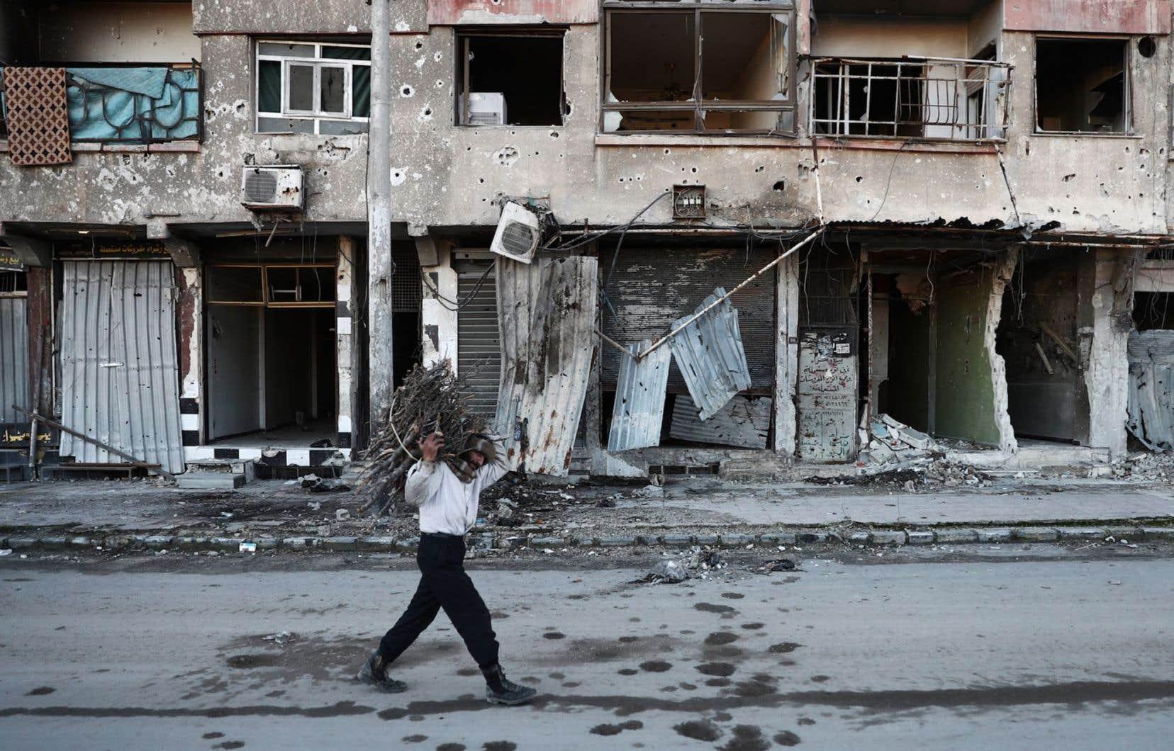 Le cessez-le-feu négocié par la Russie et la Turquie, qui appuient des camps rivaux dans le conflit syrien, doit être suivi de pourparlers plus tard ce mois-ci dans la capitale kazakhe d'Astana.