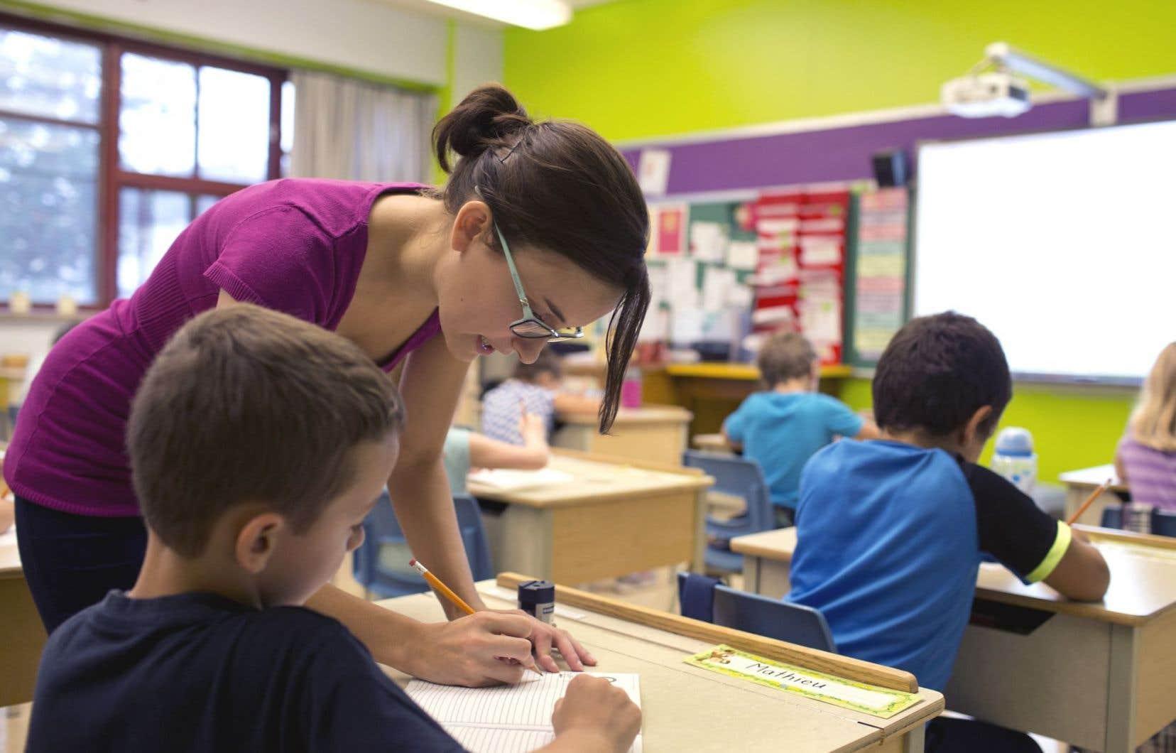 """«Il y a fort à parier qu'un quelconque """"Institut d'excellence en éducation"""" ne soit qu'une nouvelle manière de faire parler entre eux des individus qui continuent de croire à la possibilité de solutions universelles aux problèmes de l'éducation», estime Yvon Corbeil."""