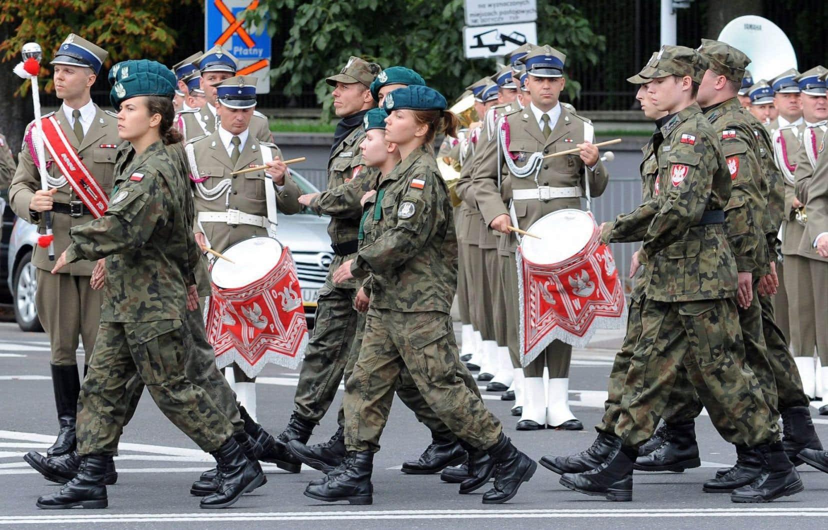 En légalisant sa toute nouvelle Armée de défense territoriale, la Pologne suit l'exemple de ses voisins, l'Estonie, la Lettonie et la Lituanie.