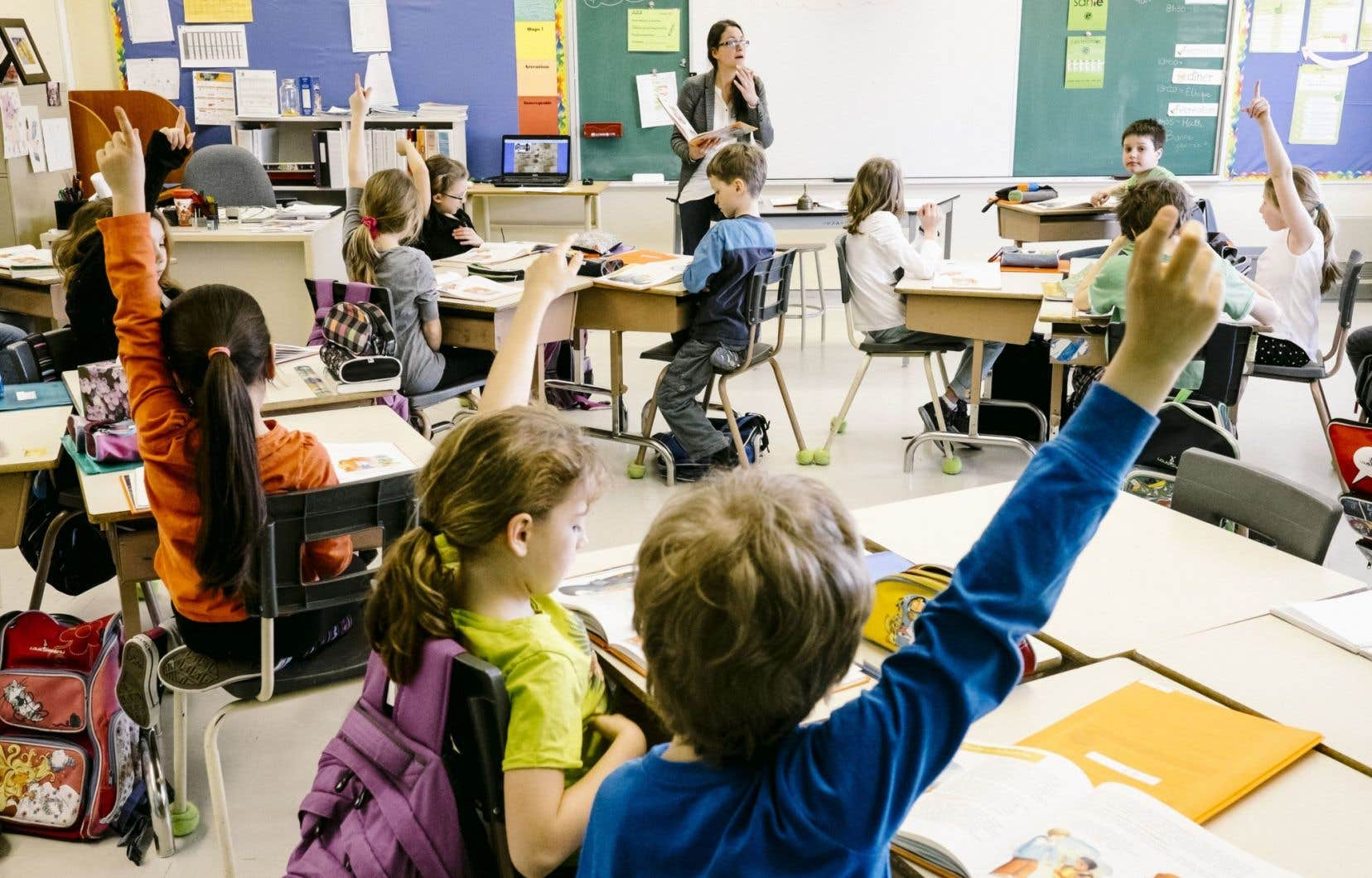 Les signataires de ce texte estiment qu'il esturgent de mener une profonde réflexion sur le système scolaire québécois et la mission de l'école québécoise.