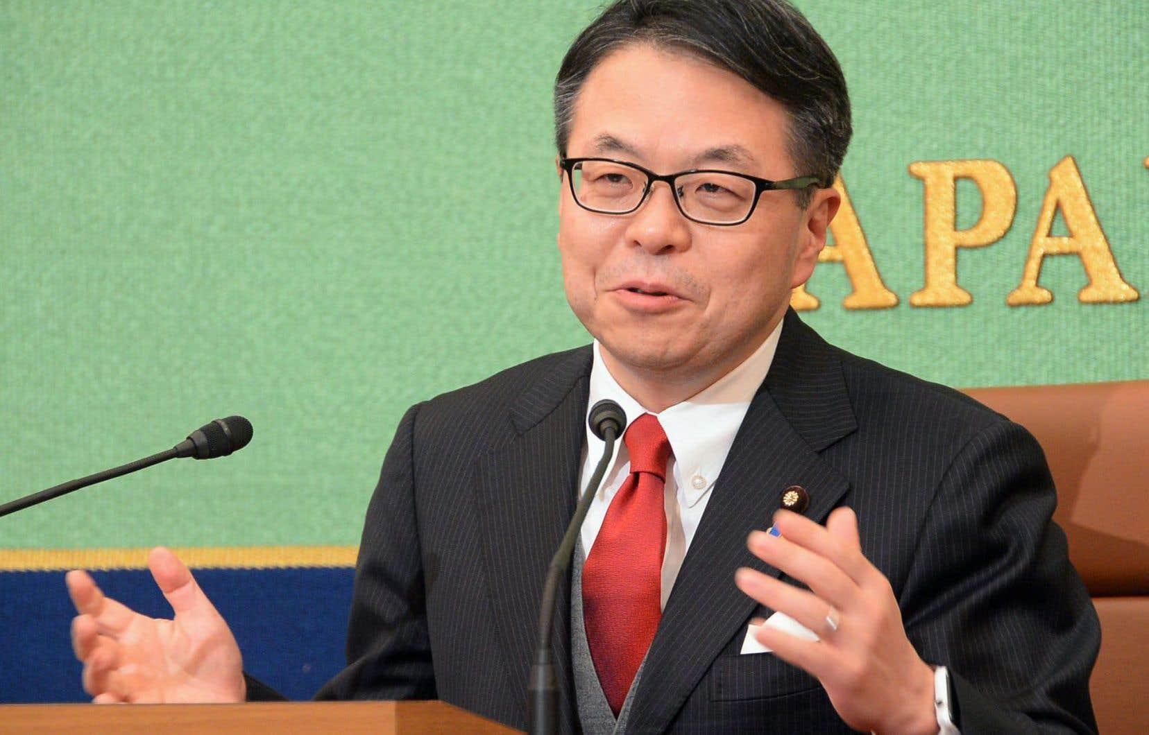 «L'industrie automobile apporte une importante contribution à l'économie américaine», a souligné le ministre japonais du Commerce, Hiroshige Seko.