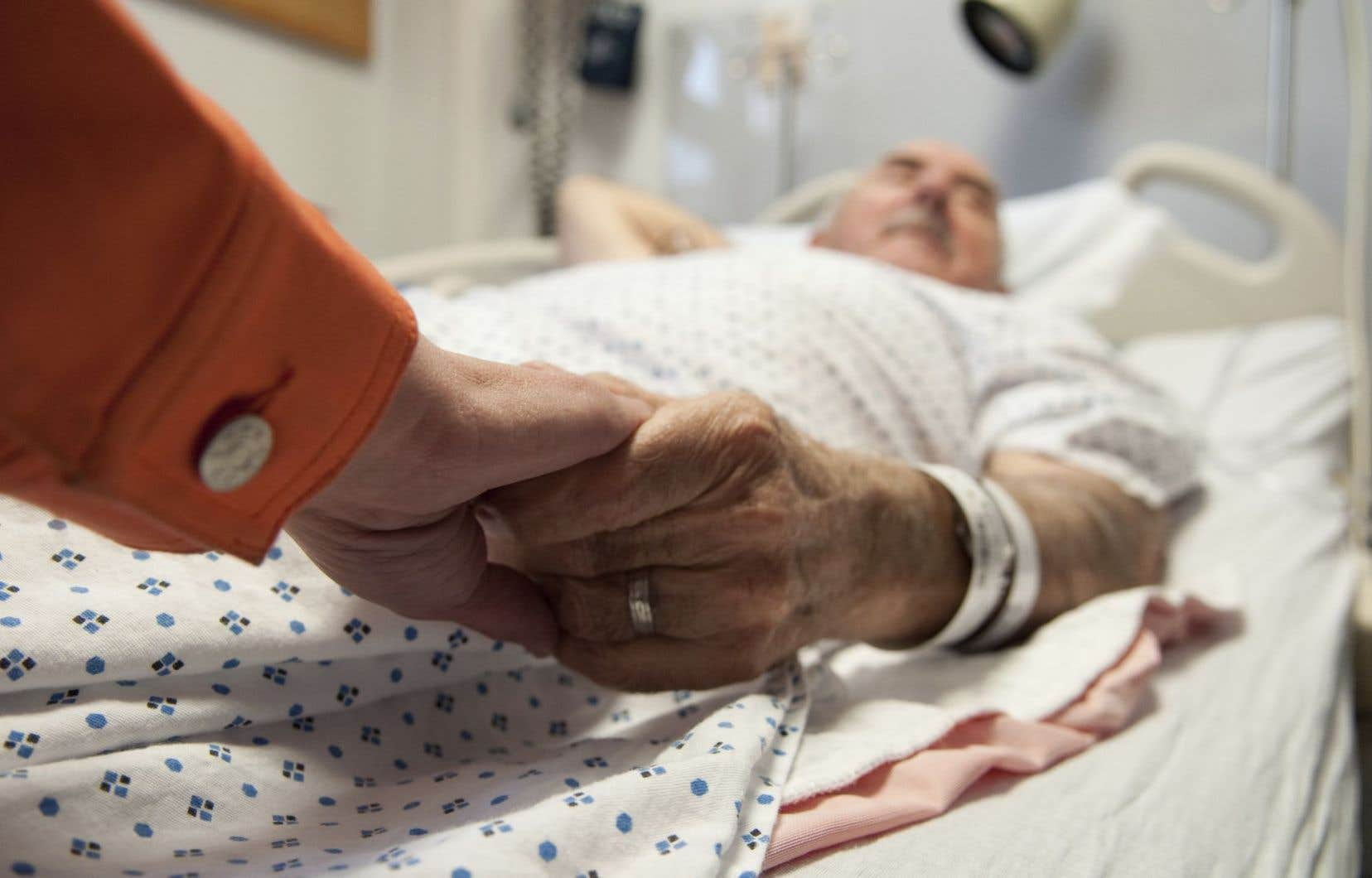 Pour 11% des demandes d'aide médicale à mourir, l'évaluation a conclu que le patient n'était pas admissible selon les critères de la loi.