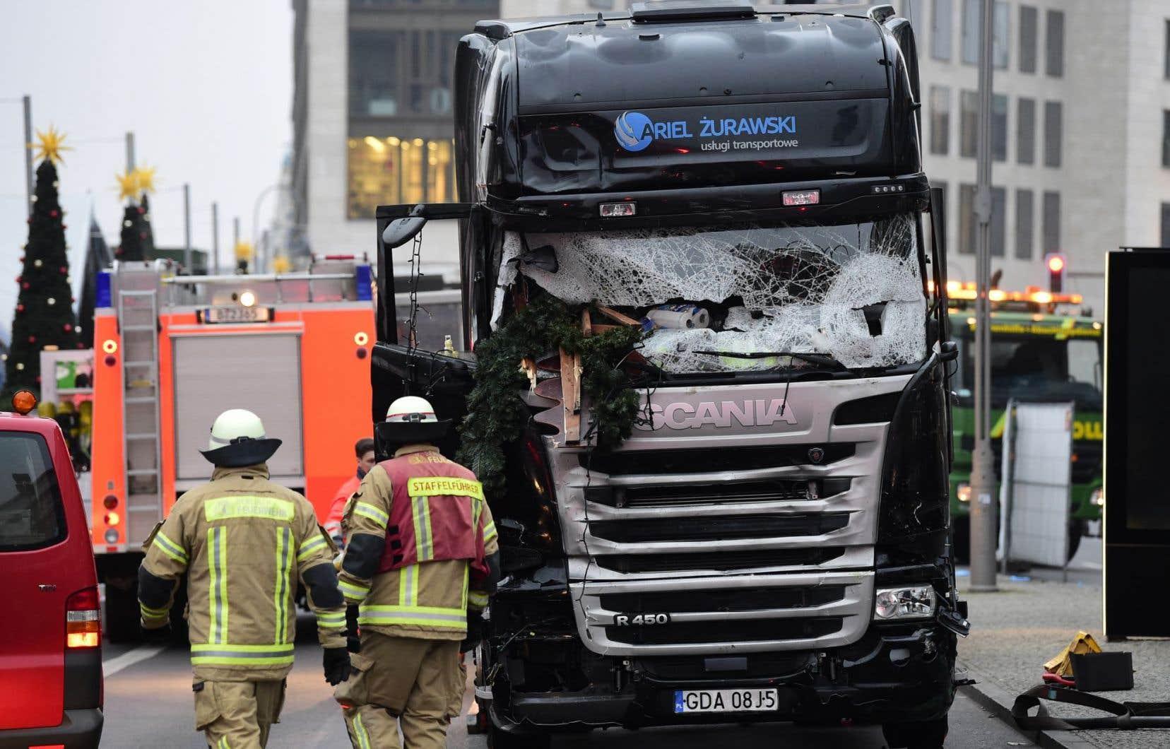 Selon les renseignements allemands, 548 islamistes vivant ou ayant vécu en Allemagne constituent actuellement une menace pour la sécurité publique.