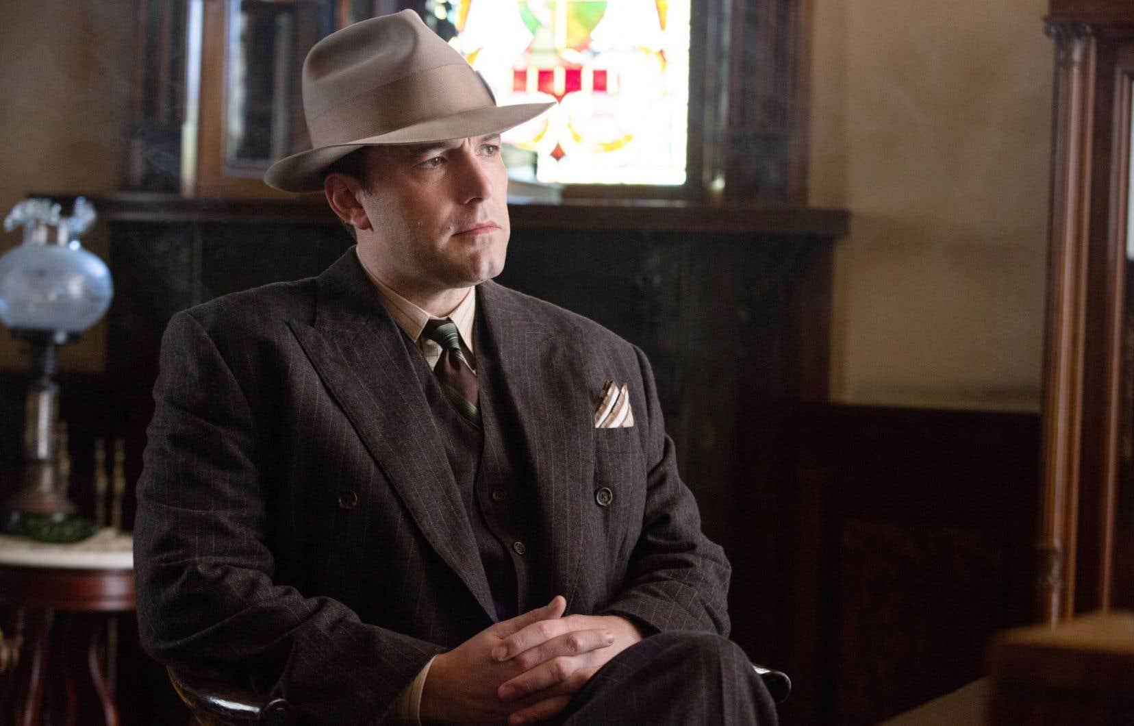 L'acteur-réalisateur Ben Affleck
