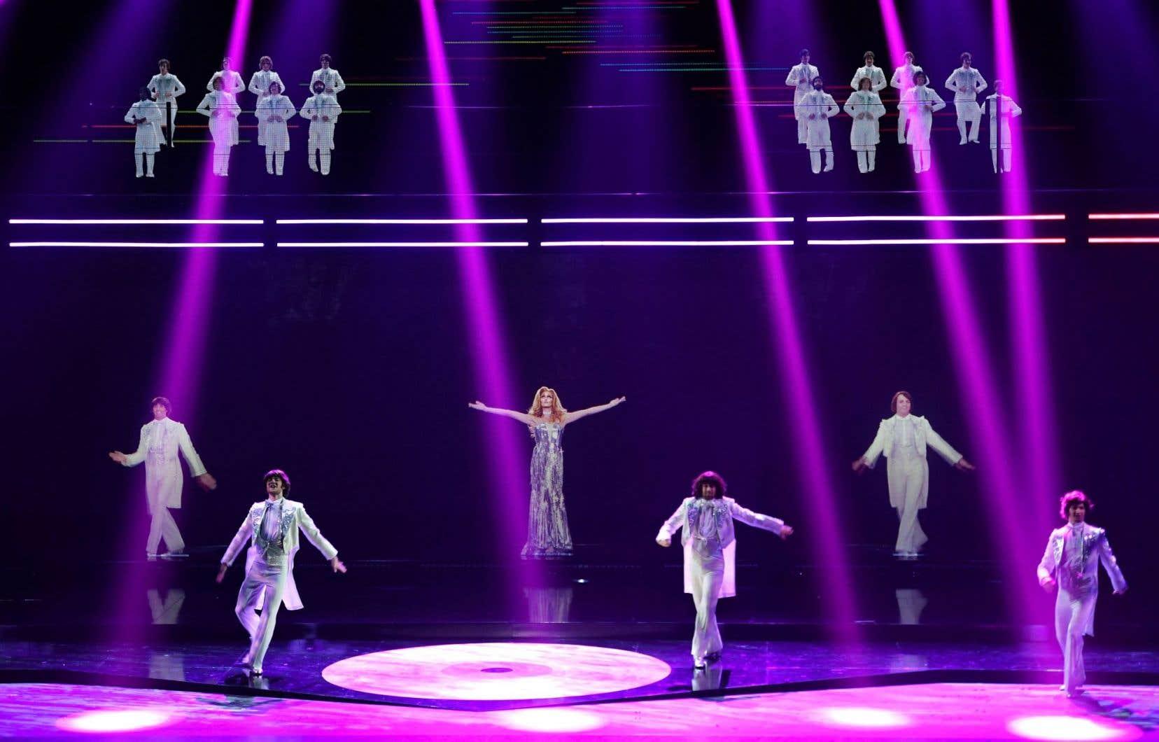 La gestuelle de Dalida est difficile à restituer, selon le metteur en scène du spectacle, Gregory Antoine.