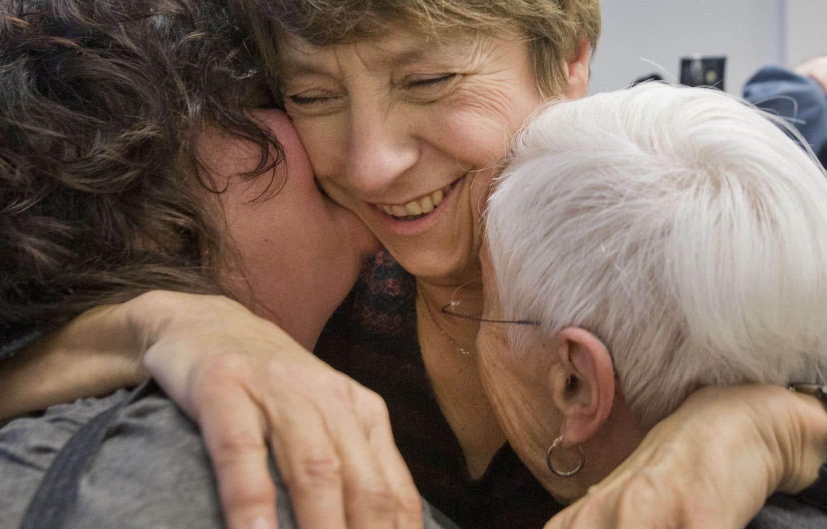 La porte-parole et membre fondatrice de Québec solidaire ne terminera pas son mandat actuel.