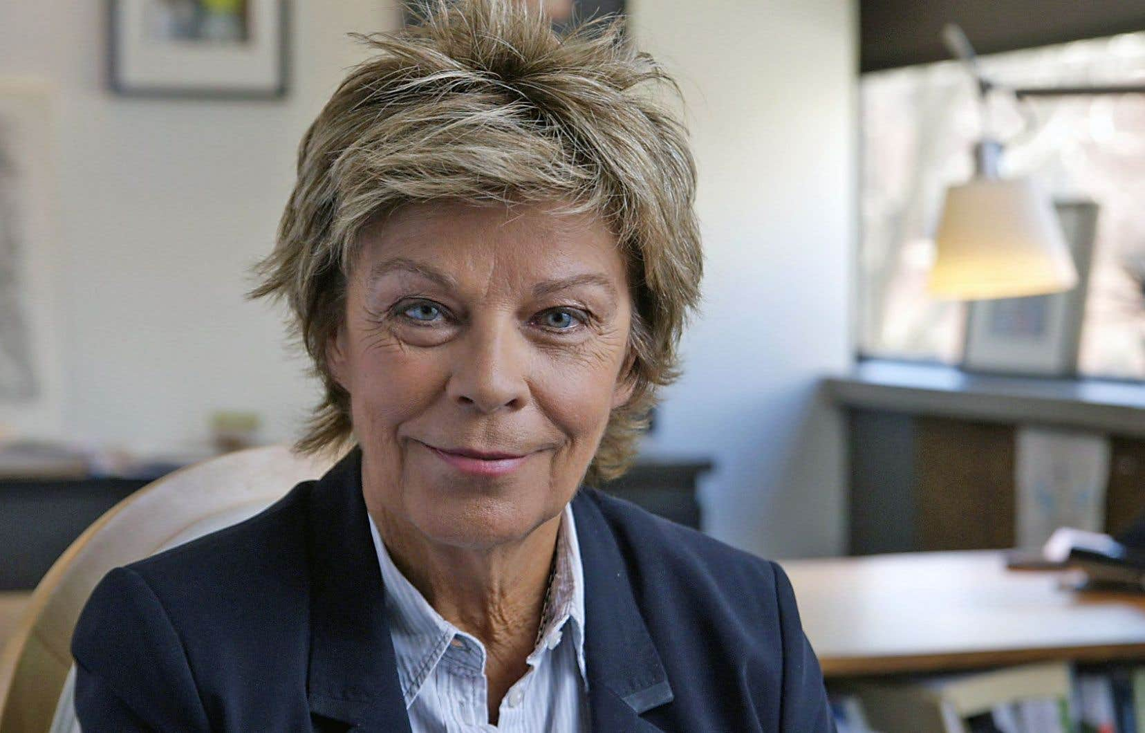 Louise Beaudoin