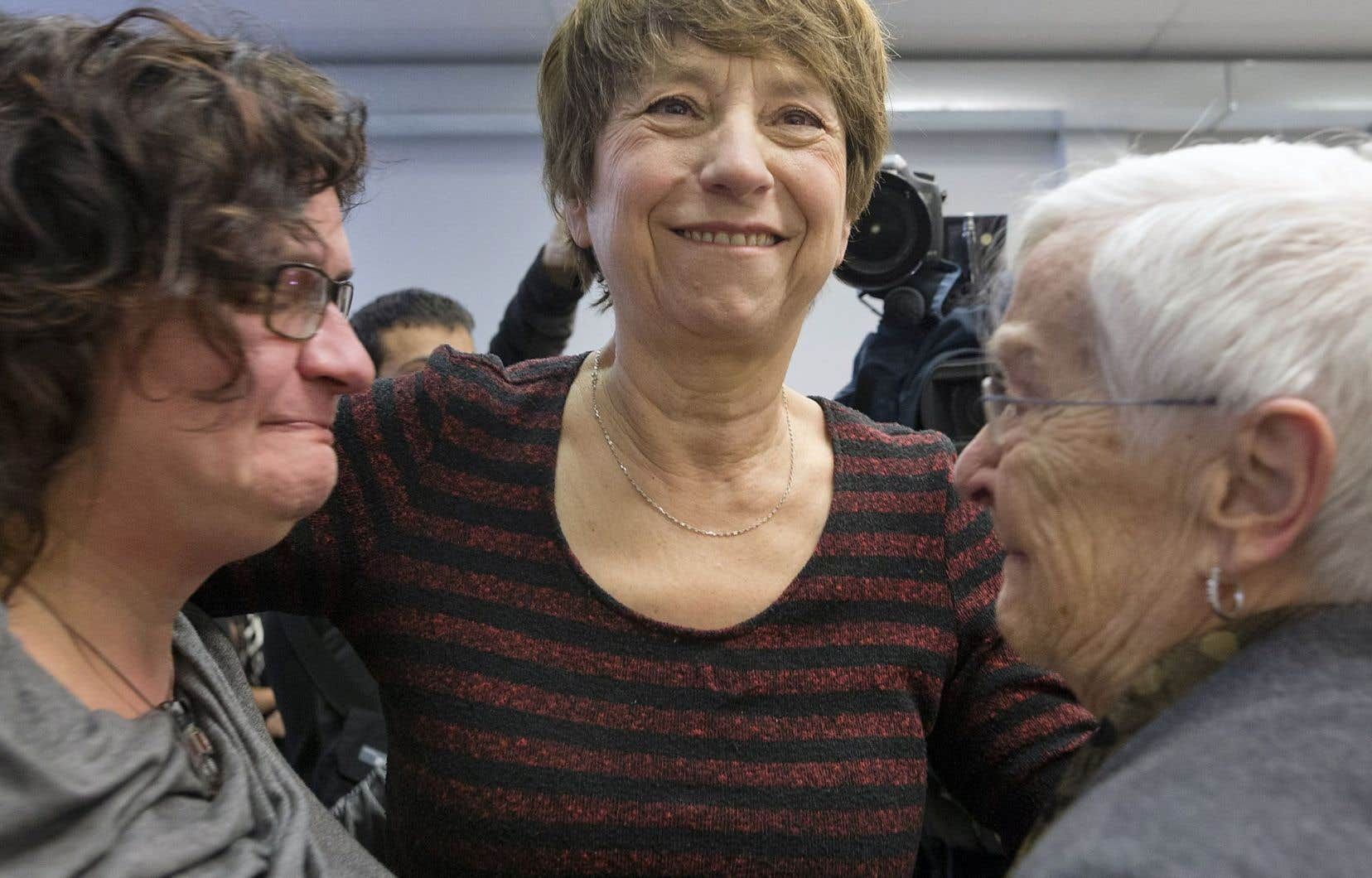 Plusieurs sympatisants de la gauche québécoise ont été attristés d'apprendre cette semaine que Françoise David se retirait de la vie politique.