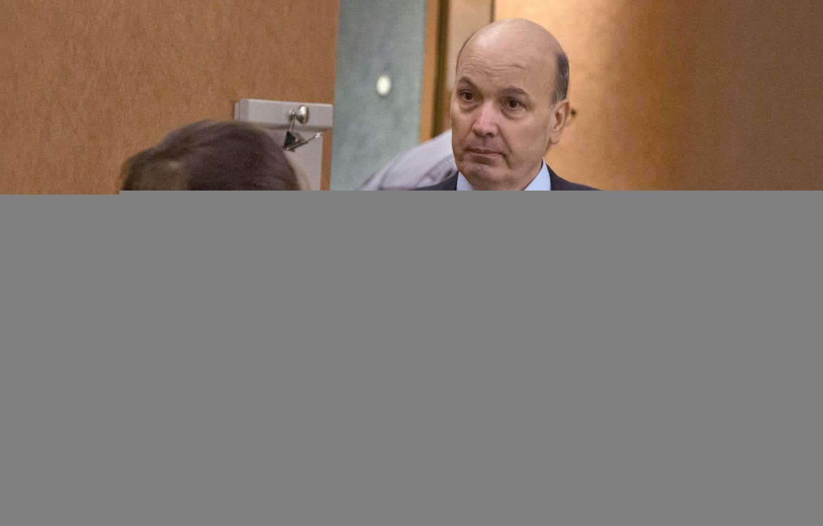 Parmi les coaccusés figure l'ancien président du comité exécutif de la Ville de Montréal, Frank Zampino.