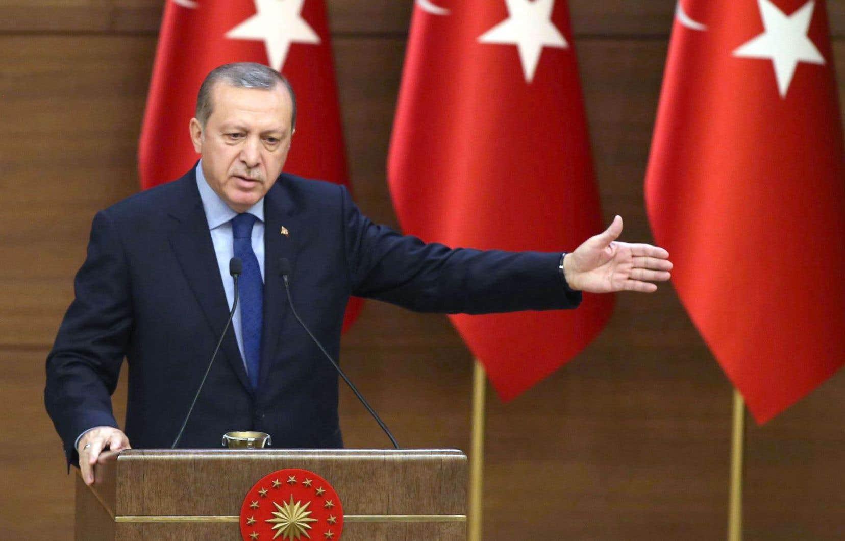 Les pays qui ont des populistes à leur tête ont tendance à perdre des points au classement de Transparency International. La Turquie de Recep Tayyip Erdogan en est un exemple.
