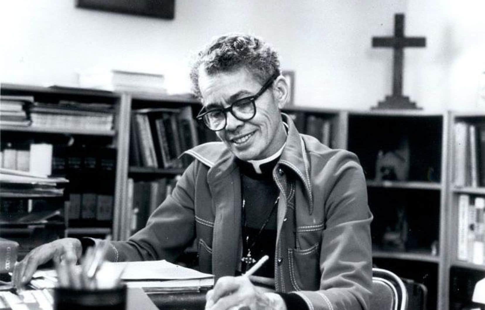 La militante féministe Pauli Murray