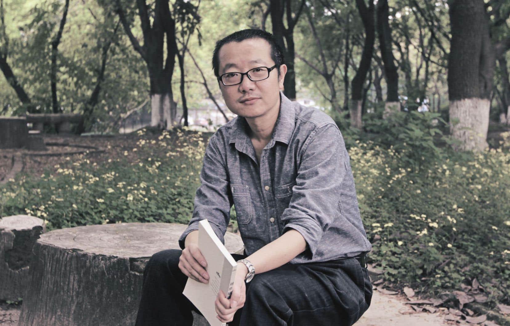 L'auteur Liu Cixin