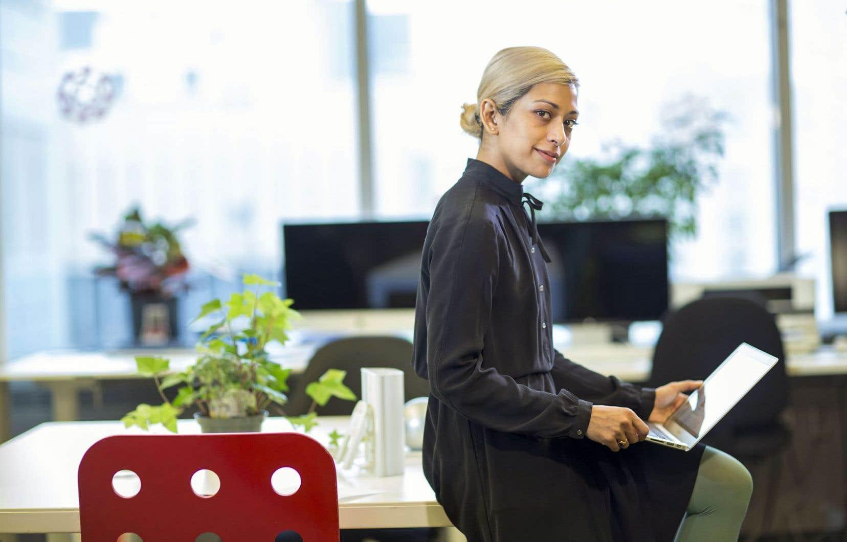 La professeure d'informatique à l'Université Concordia Rilla Khaled s'intéresse moins aux technologies qu'à la manière dont les êtres humains interagissent avec elles.