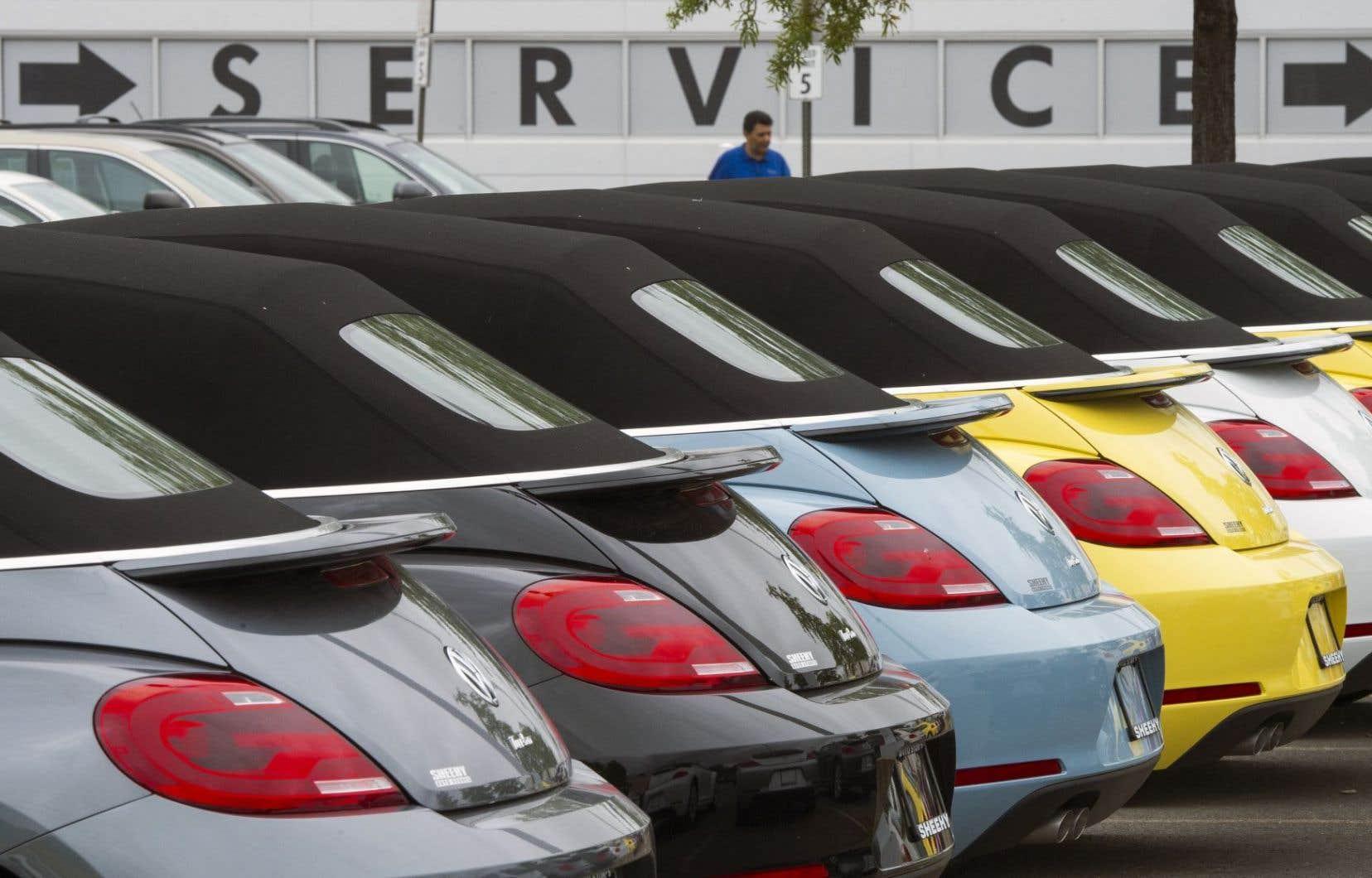 Volkswagen est devenu le premier constructeur au monde.