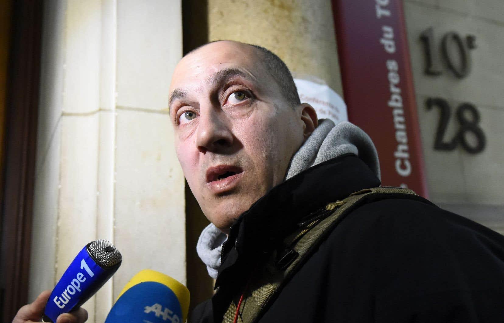 Vjeran Tomic, le principal suspect dans l'affaire du vol de cinq chefs-d'œuvre au Musée d'art moderne de Parisen 2010