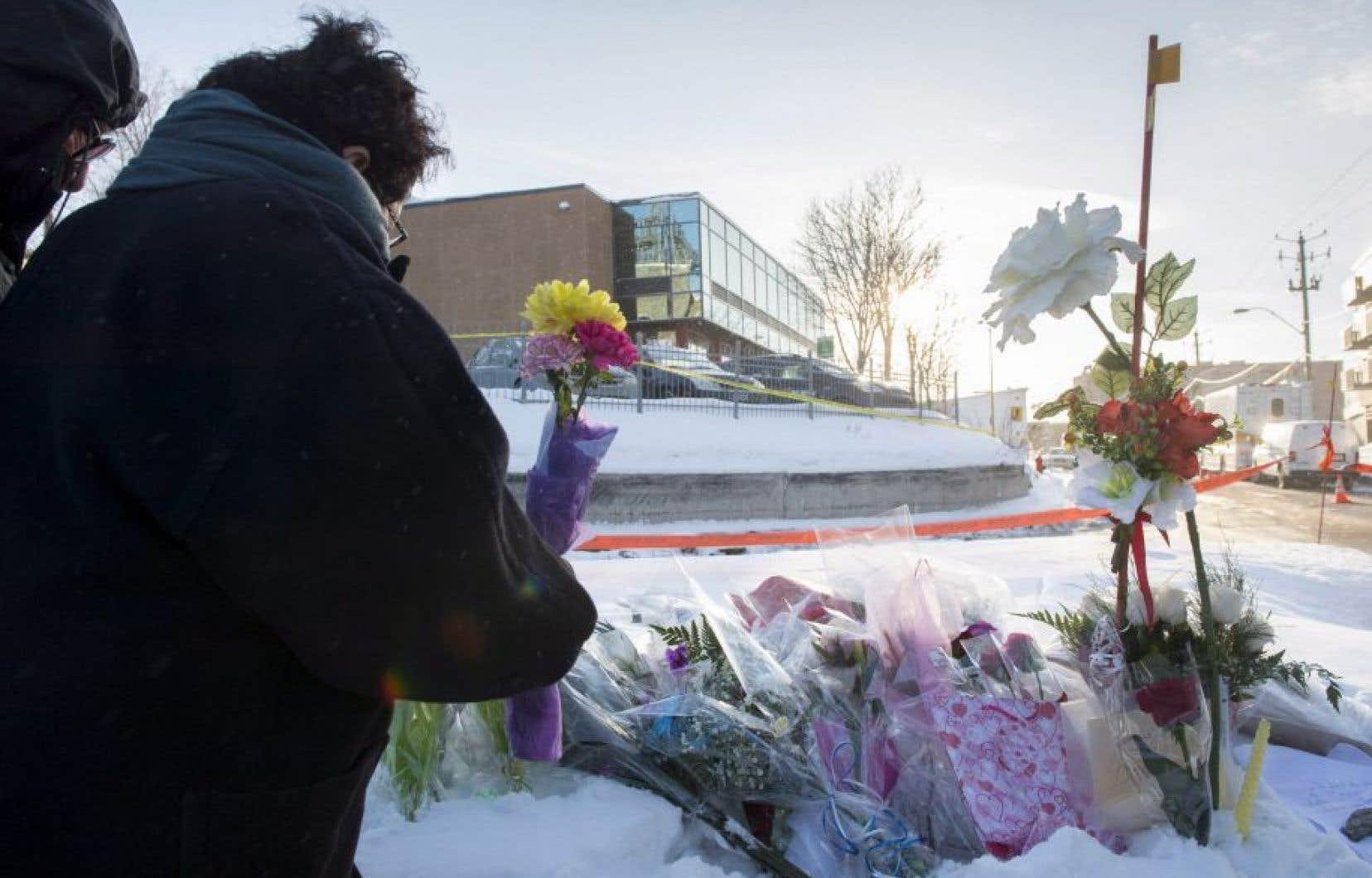 L'attentat de dimanche soir à la grande mosquée de Québec a fait six morts.
