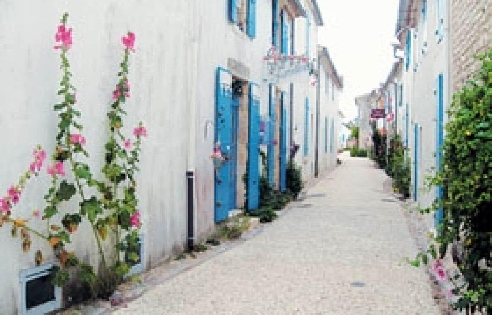 Une ruelle de Talmont
