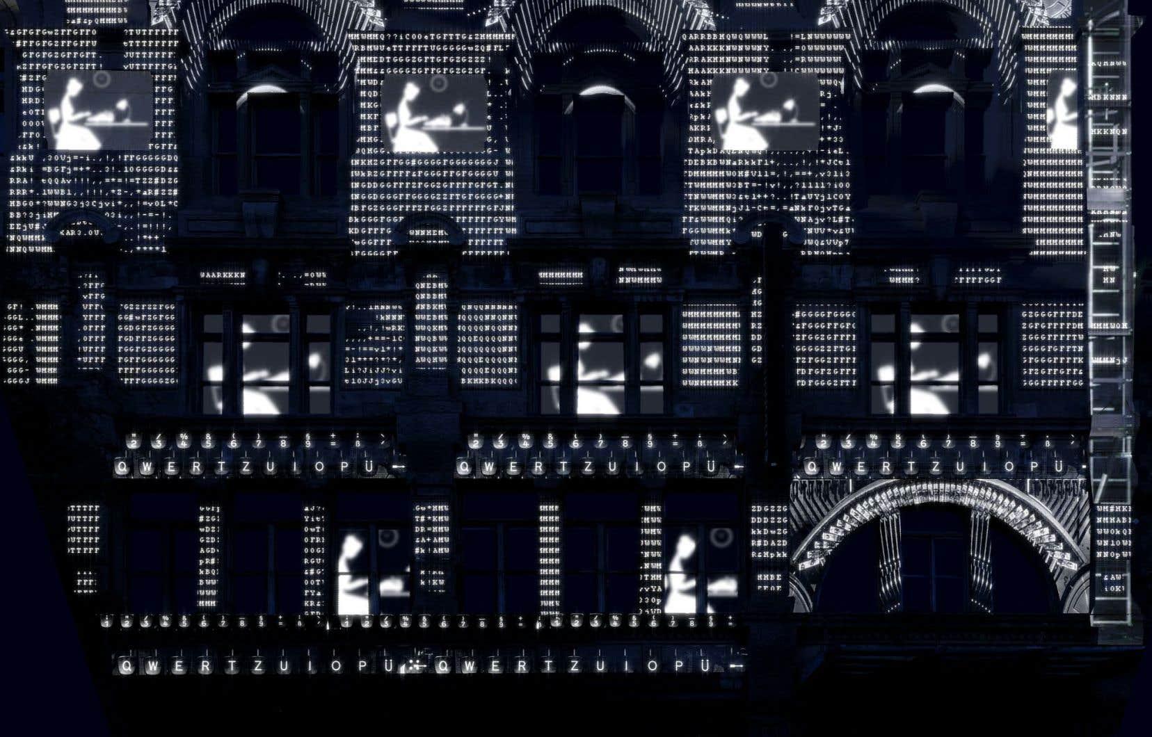Le Monument-National ouvrira ses murs et fenêtres de façon inédite pour célébrer le théâtre, son histoire, la passion de ses artisans et de ses étudiants.