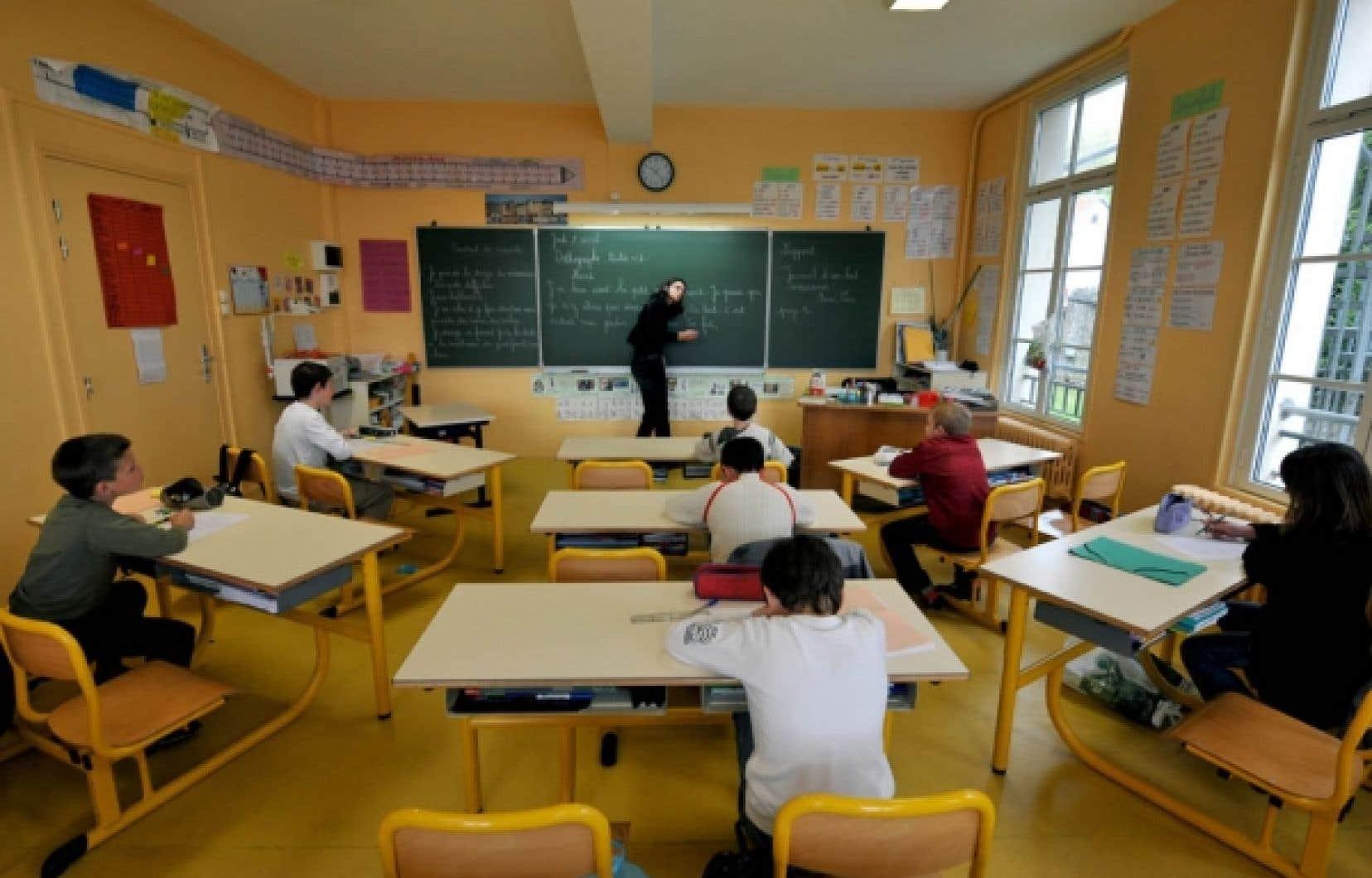 Le Centre d'éducation alternative Interact, à Notre-Dame-de-Grâce, et l'École préparatoire Childtime, à Sainte-Adèle, enseignent sans avoir de permis du ministère de l'Éducation. (La photo ci-dessus ne représente aucune des deux écoles.)