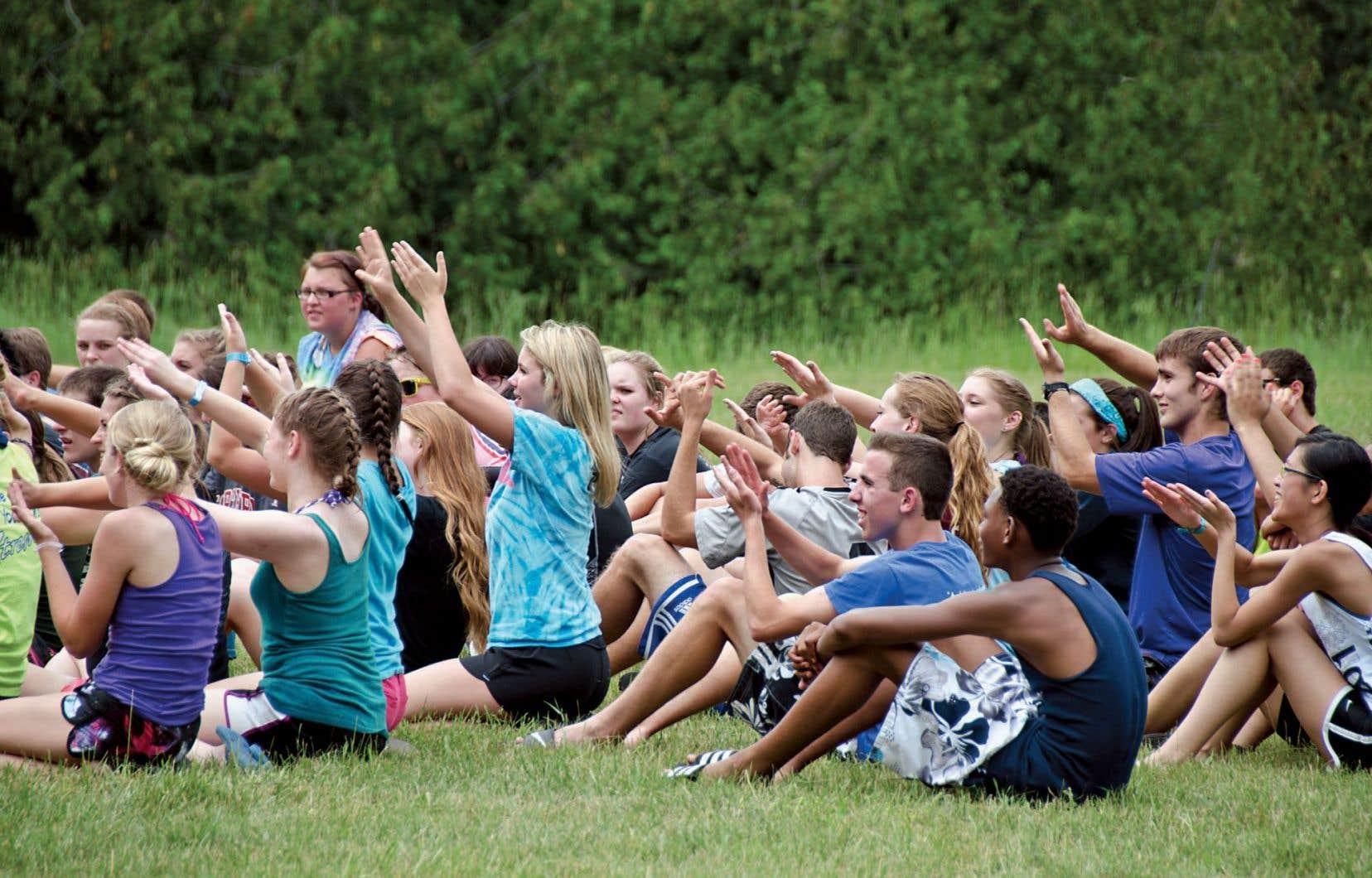 Dans tous les cas, les jeunes ressortent gagnants de leur séjour au camp puisque l'étude du DrGlover montre que «tous les campeurs connaissent des progrès positifs, indépendamment de l'âge, du sexe et de l'expérience de la vie au camp ».