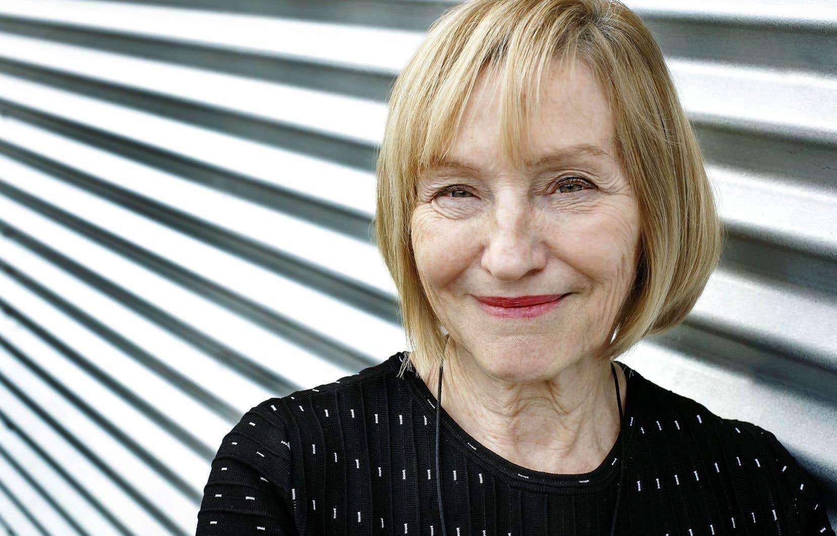 L'auteure Nicole Vachon