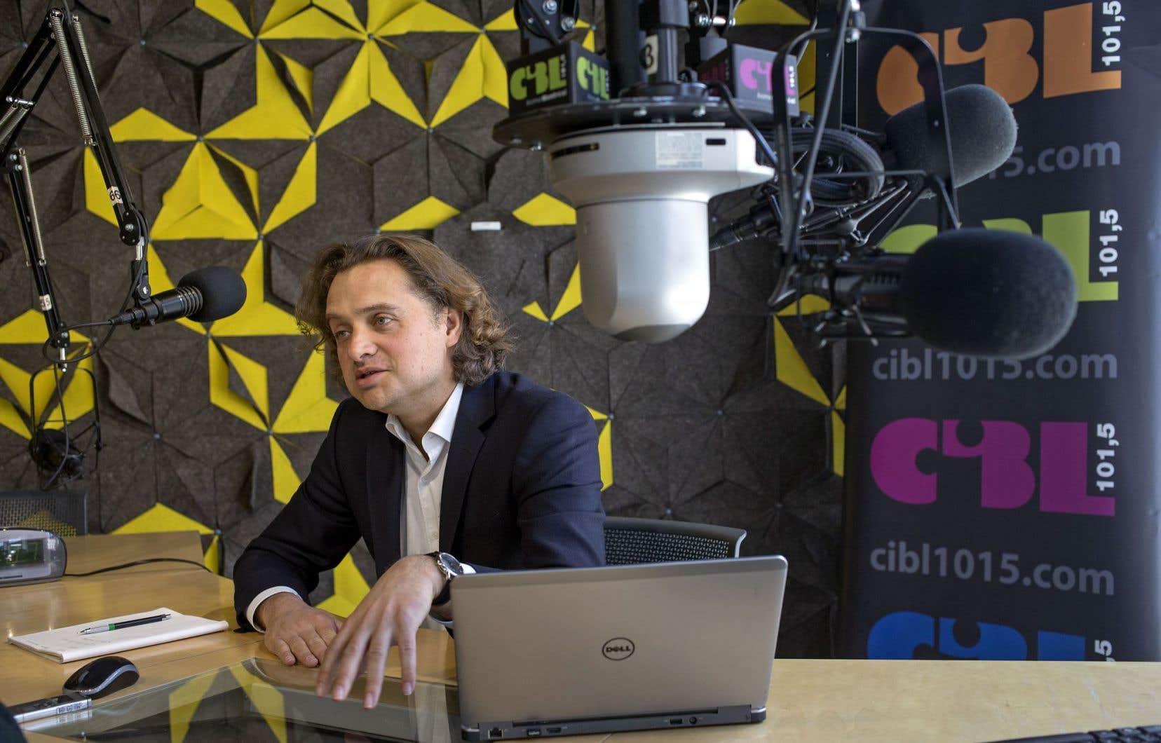 Le travail n'est pas fini, affirme le directeur Arnaud Larsonneur.