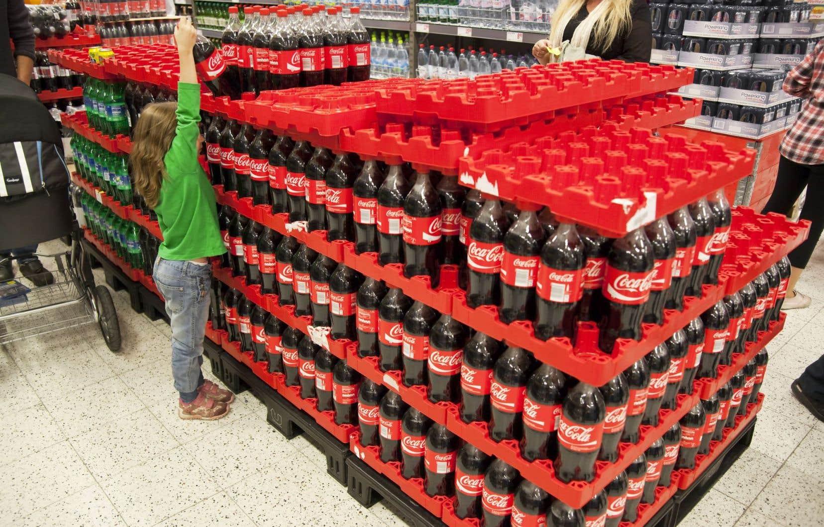 Le volume de publicité ciblant les enfants a considérablement augmenté.