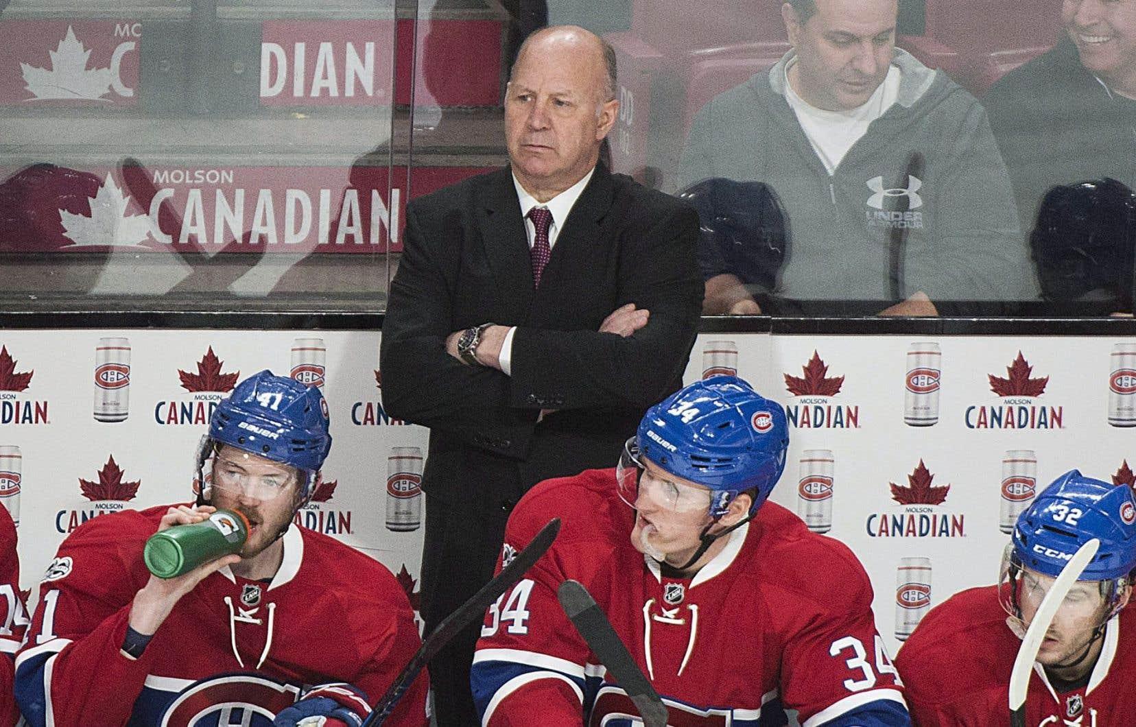 Le nouvel entraîneur du Canadien, Claude Julien