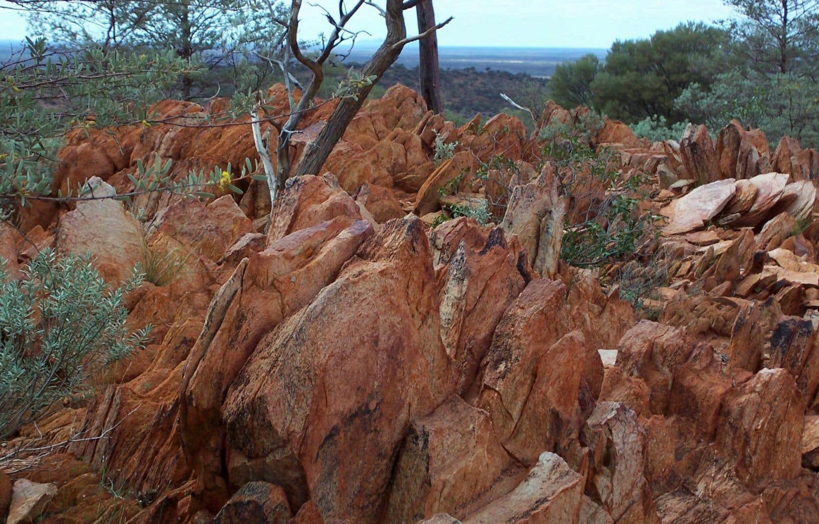 Le niveau d'oxygène aurait commencé à augmenter pendant une période se situant entre 2,3 et 2,1 milliards d'années, dont la preuve se retrouve dans les roches de l'époque.