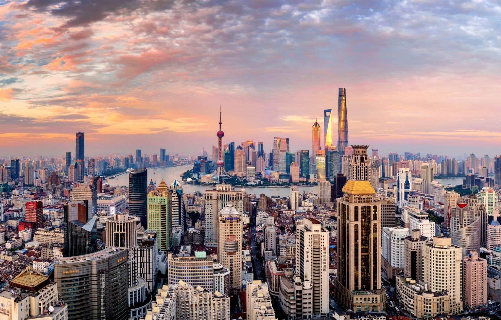 Qu bec et shanghai changeront des informations le devoir - Office de tourisme montreal canada ...
