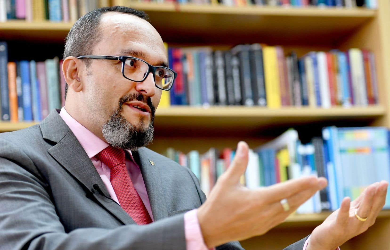 Vladimir Aras, procureur chargé de l'enquête internationale