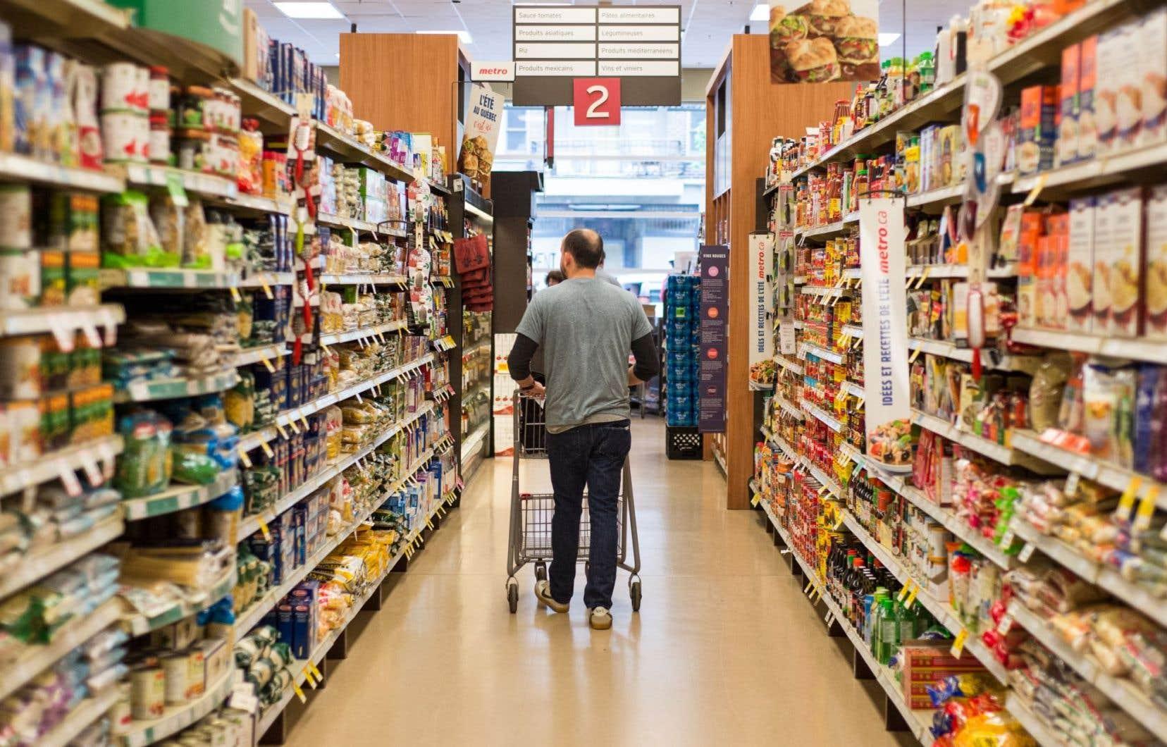 Ce sont les produits alimentaires provenant d'outremer qui suscitent davantage d'inquiétude.