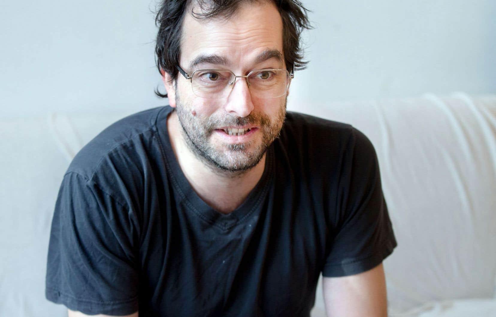 Dominic Gagnon: «Mon but n'est jamais de ridiculiser, mais de contextualiser. J'y vois une forme d'archéologie numérique.»