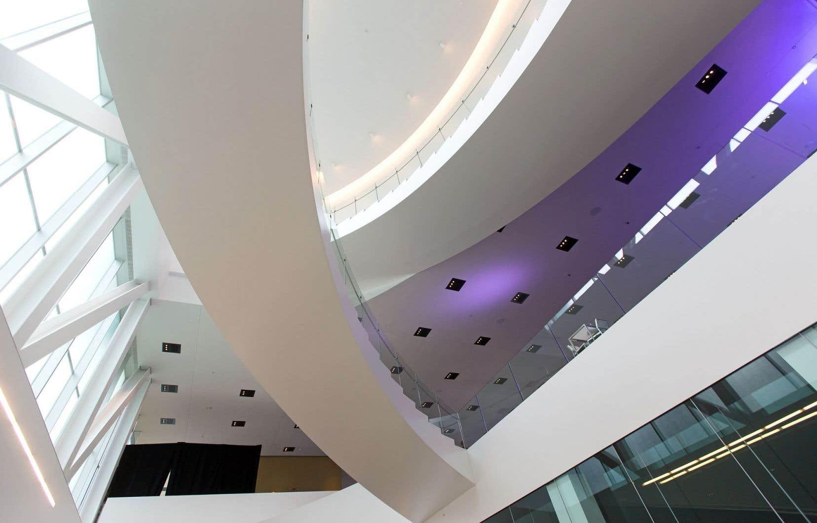 Le nouveau pavillon Pierre Lassonde, du Musée national des beaux-arts du Québec, est un bon exemple de projet au financement multipartite.