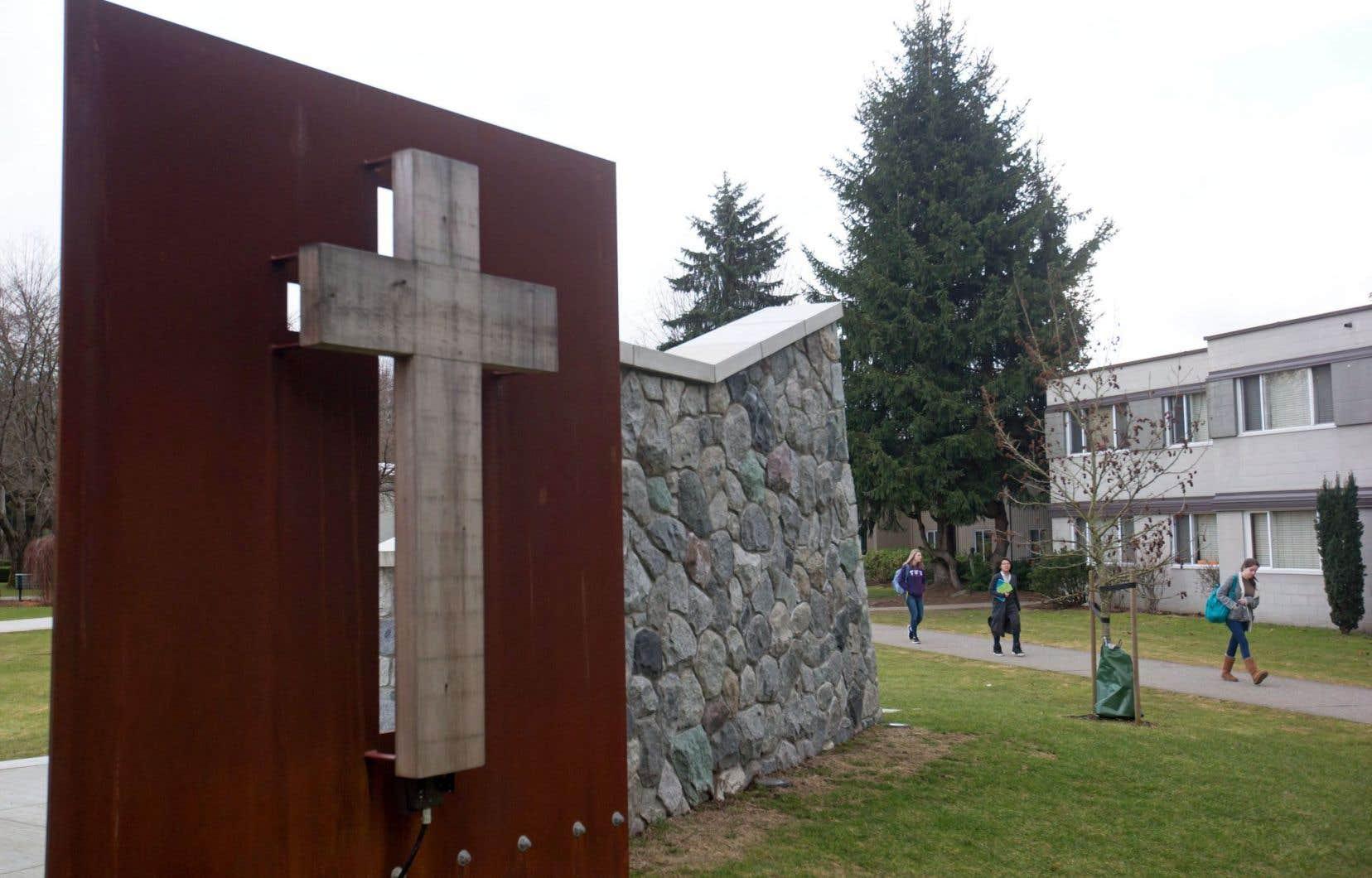 Les barreaux de trois provinces refusent d'accréditer les futurs diplômés de droit de la Trinity Western University.