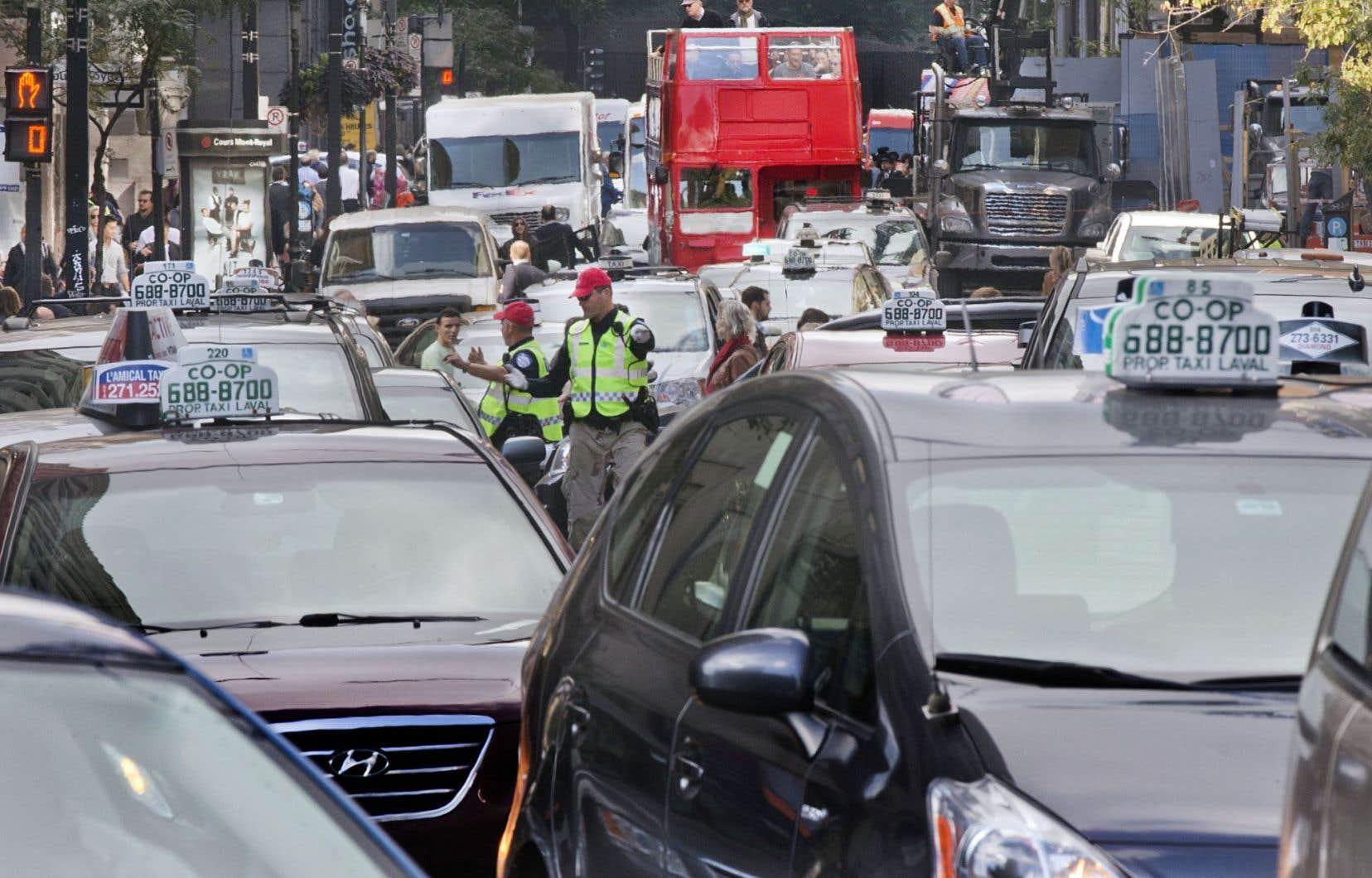 Le projet-pilote d'Uber doit prendre fin le 14octobre prochain, mais il pourrait faire l'objet d'une prolongation.