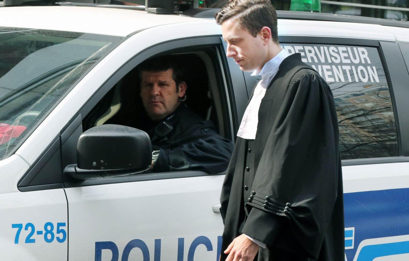 Les avocats et notaires de l'État québécois sont en grève depuis le 24 octobre dernier.