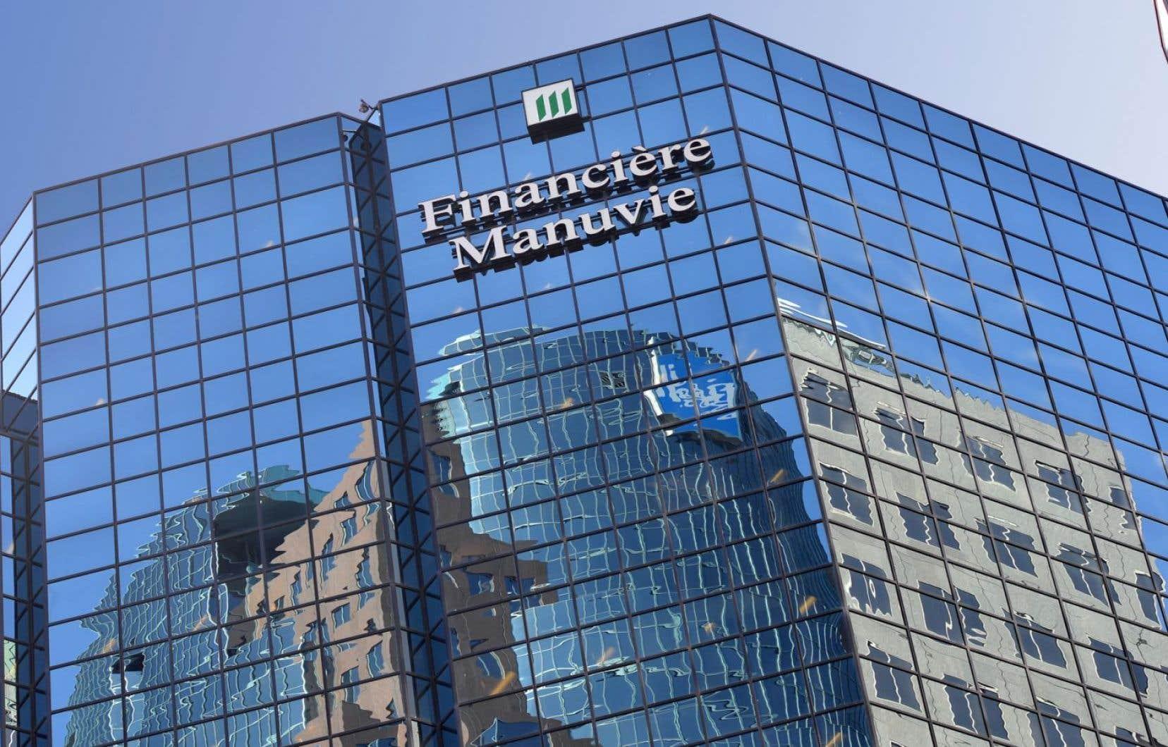 Manuvie a diffusé lundi une déclaration affirmant qu'aucune preuve ne permettait de dire que les infractions administratives à la Banque Manuvie aient été liées à des fautes financières.