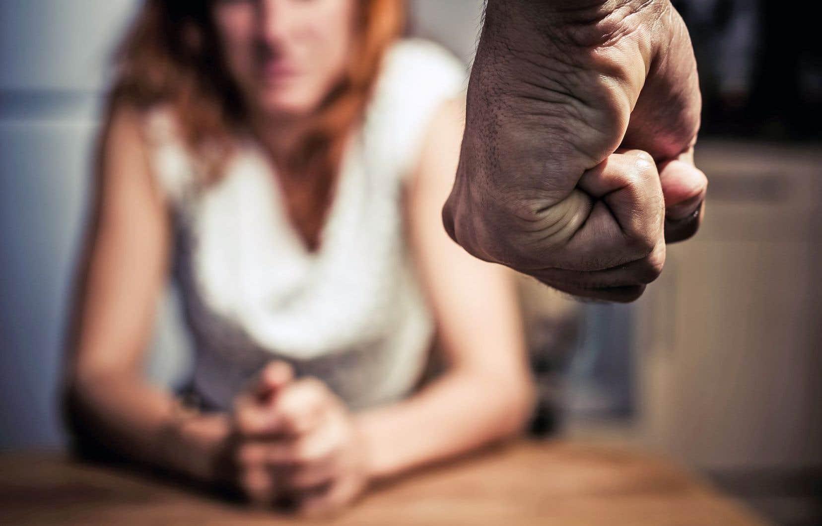 «On veut que les femmes qui sont victimes de violence puissent prendre des congés payés sans s'inquiéter de leur emploi», confie une des vice-présidentes du Comité de la condition féminine de la Fédération des travailleurs et travailleuses du Québec (FTQ), Joëlle Ravary.