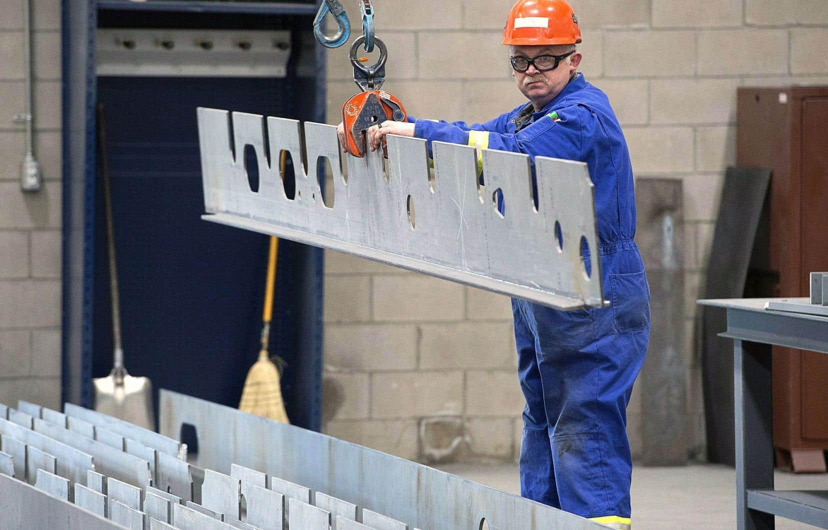 Les travailleurs âgés de 55ans et plus sont de plus en plus nombreux sur le marché du travail.