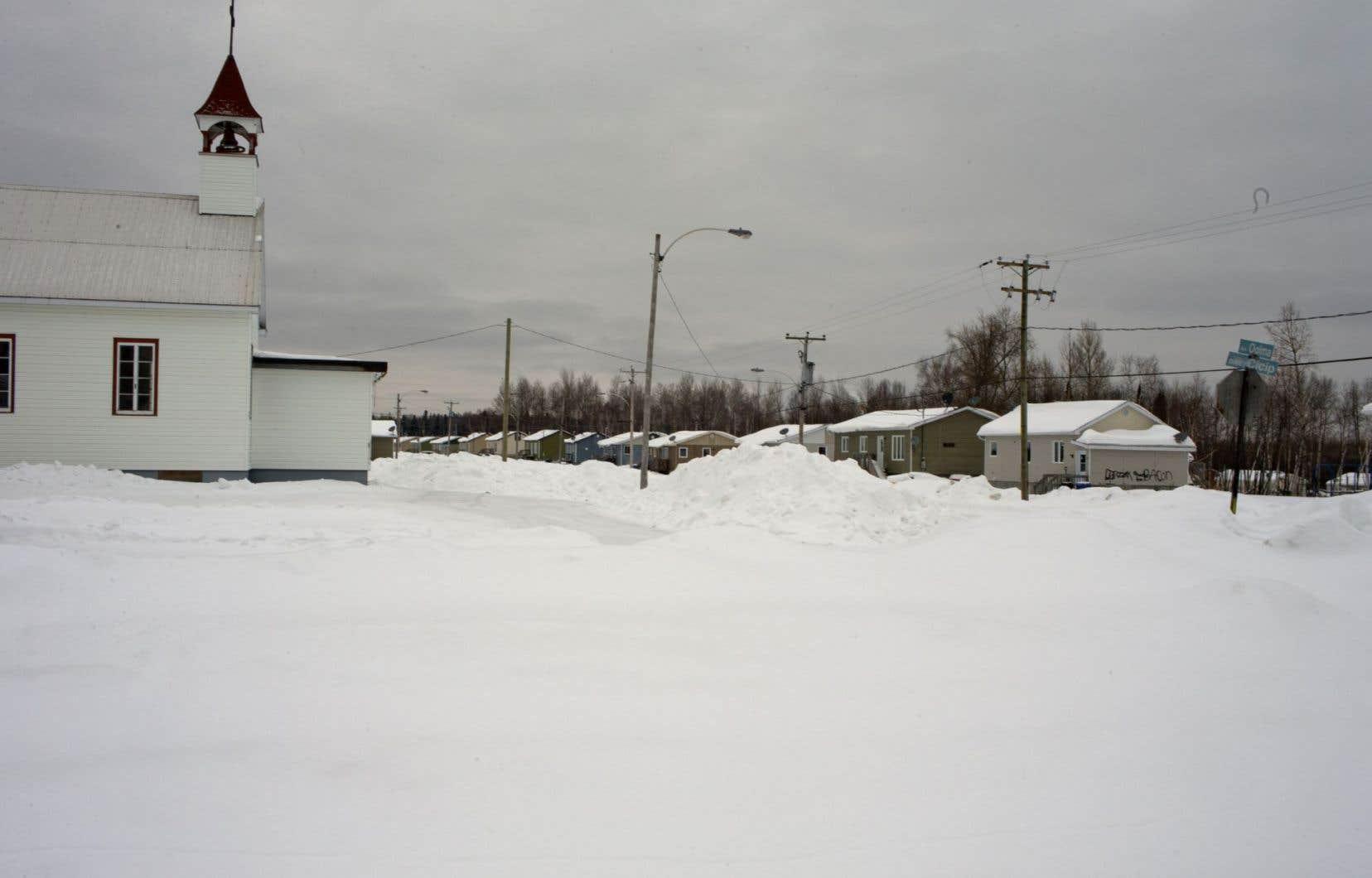 Le Conseil de Lac-Simon a choisi de mettre la clé sous la porte du service de police dès le 31 mars.
