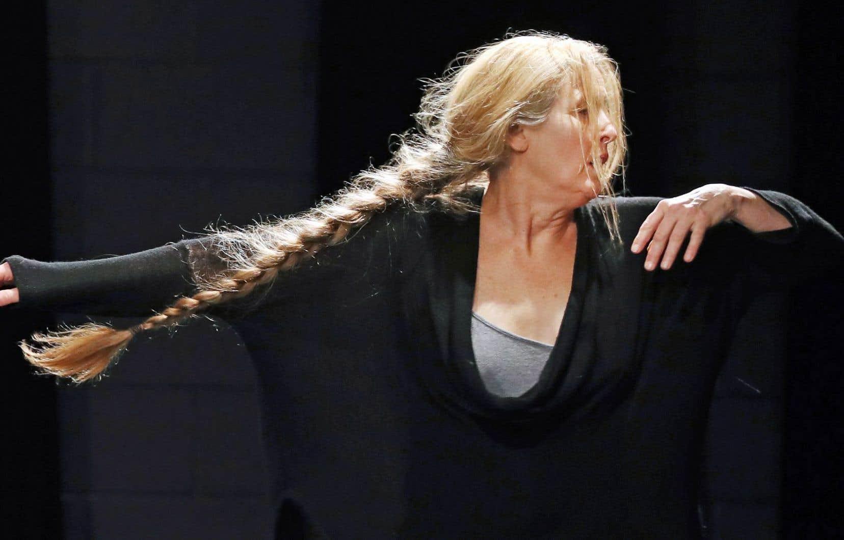 «Projet Héritage», de Margie Gillis, permet à la danseuse de léguer une part de ce qu'elle a construit et compris au cours de sa remarquable carrière.
