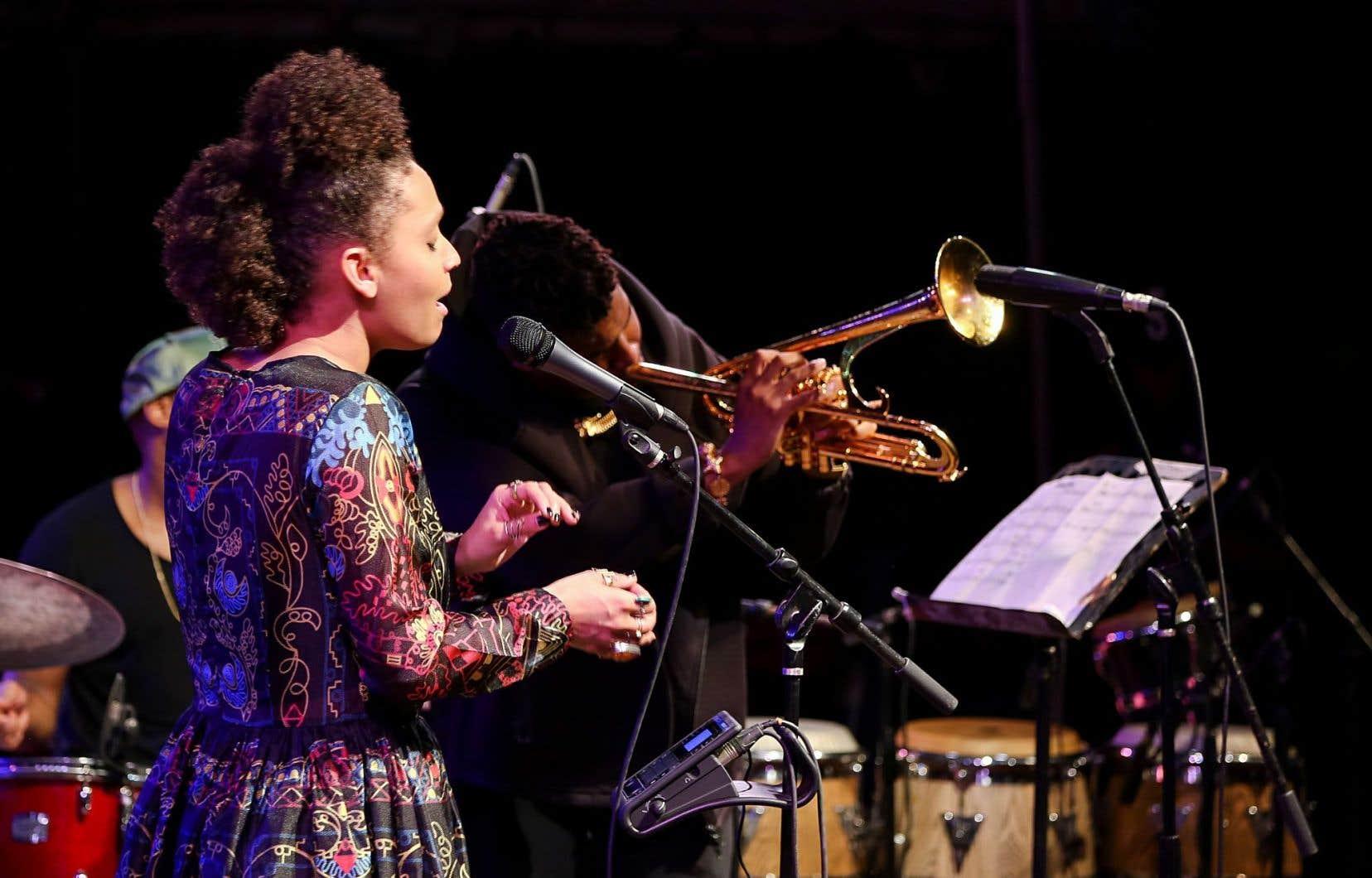 Sarah Elizabeth Charles: «Quand une musicienne embarque sur la scène pour un jam, l'énergie change immédiatement.»